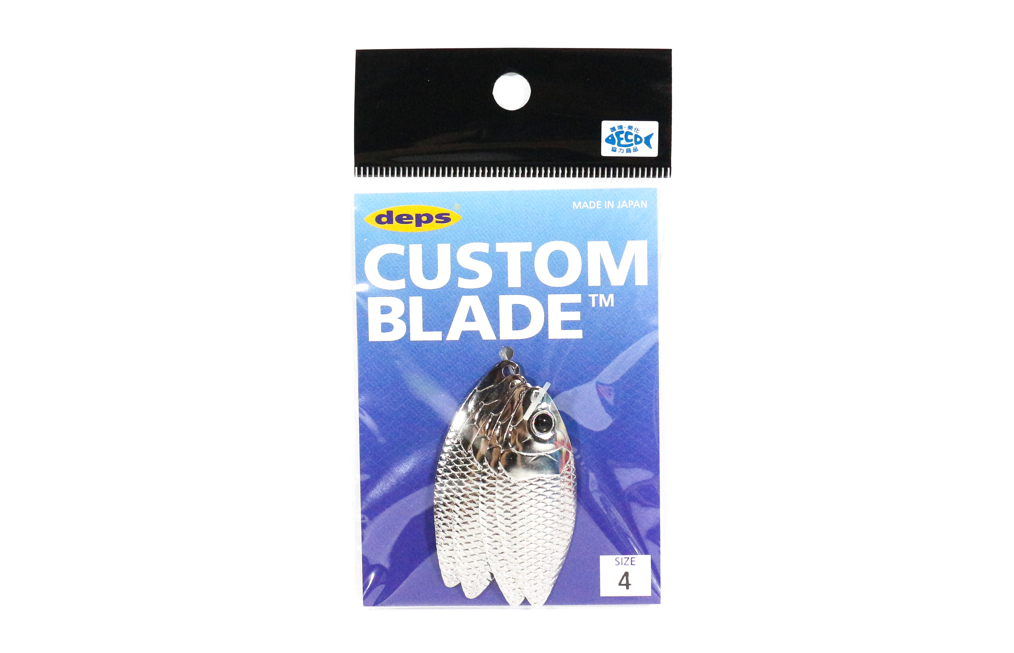 Deps Custom Blade Set Willow Size 4 S 5 pieces (0040)