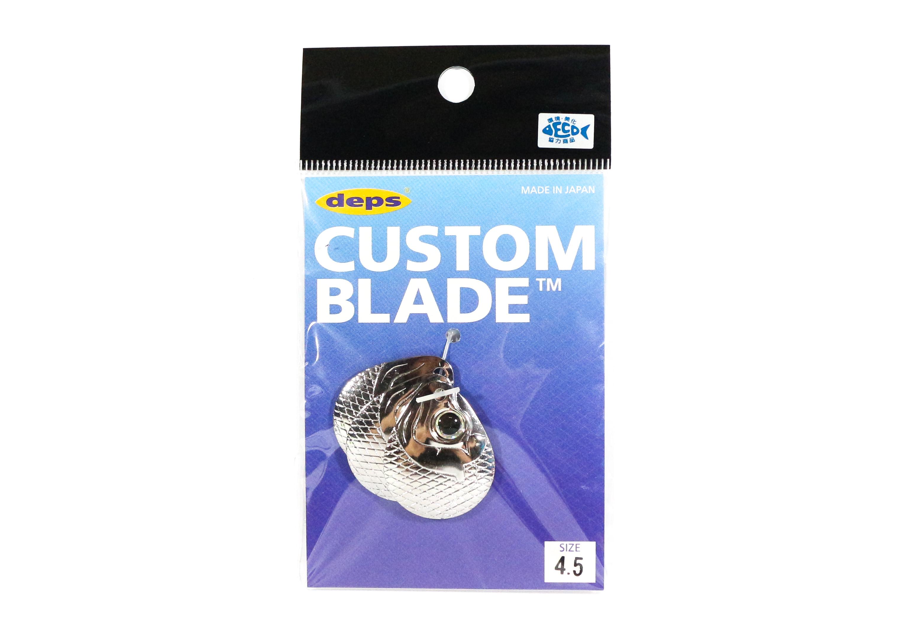 Deps Custom Blade Set Colorado Size 4.5 S 3 pieces (0045)