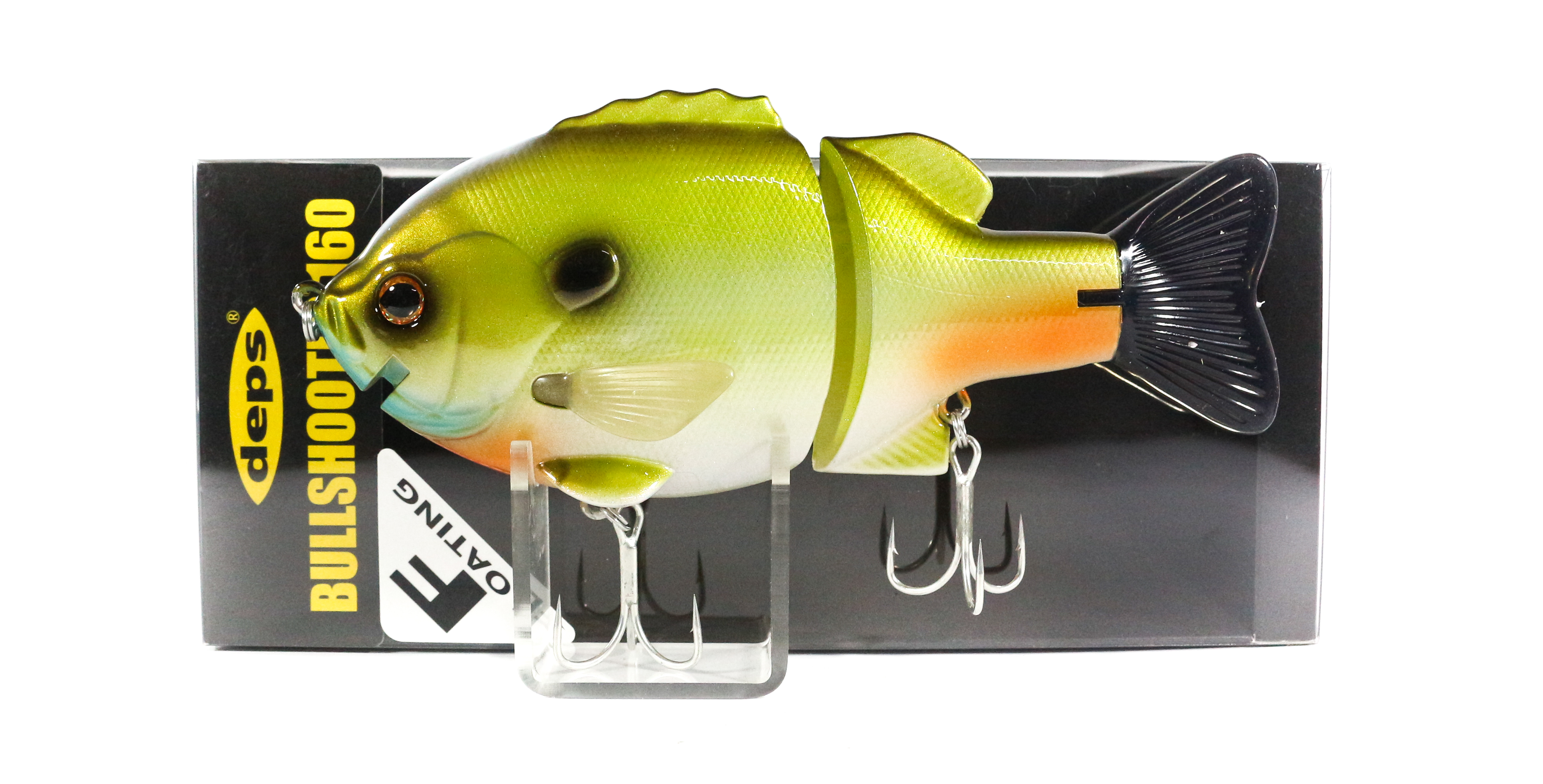 Deps Bull Shooter Floating Lure 160mm 3.5 oz 07 (7073)