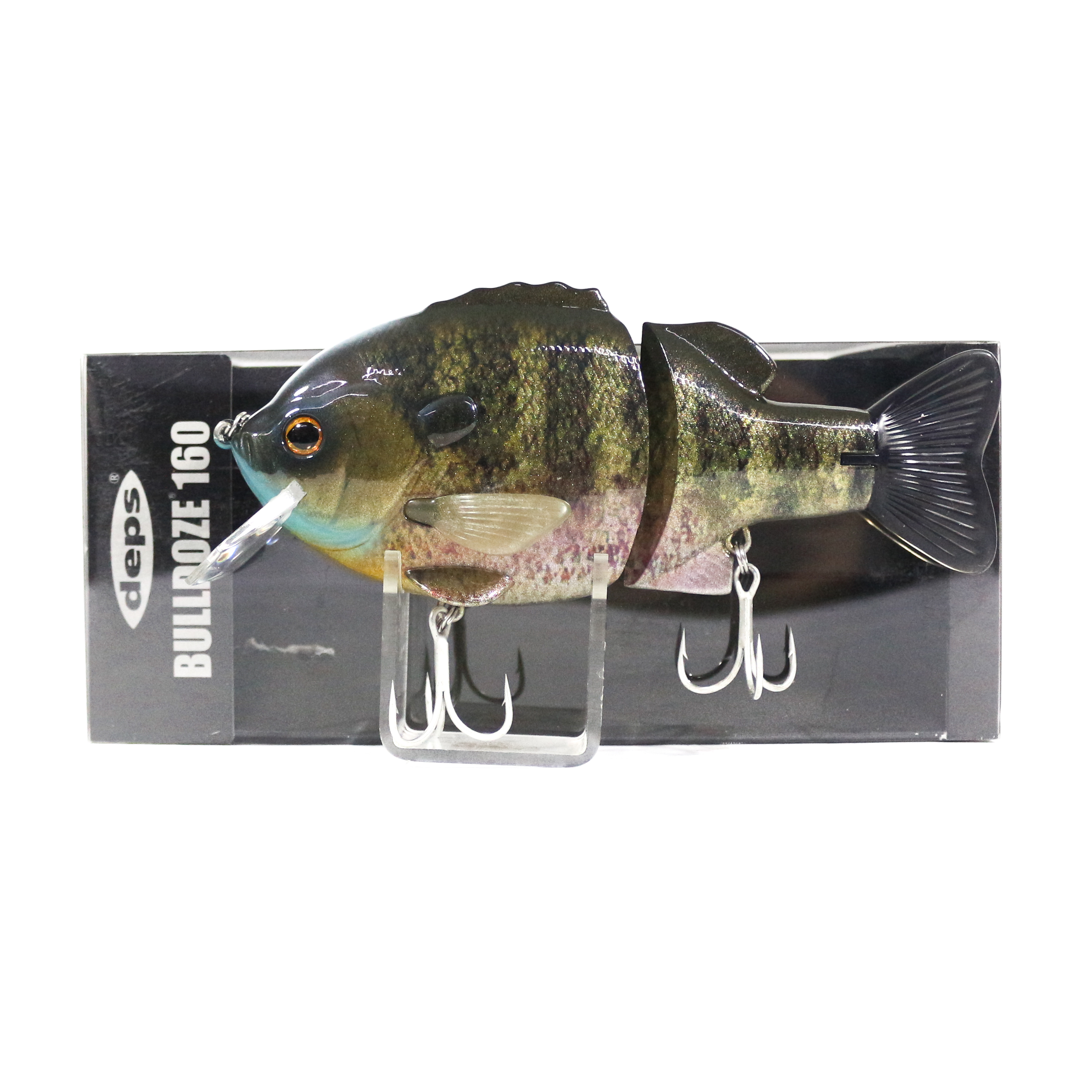 Deps Bulldoze Floating Lure 160mm 98 grams 01 (6014)