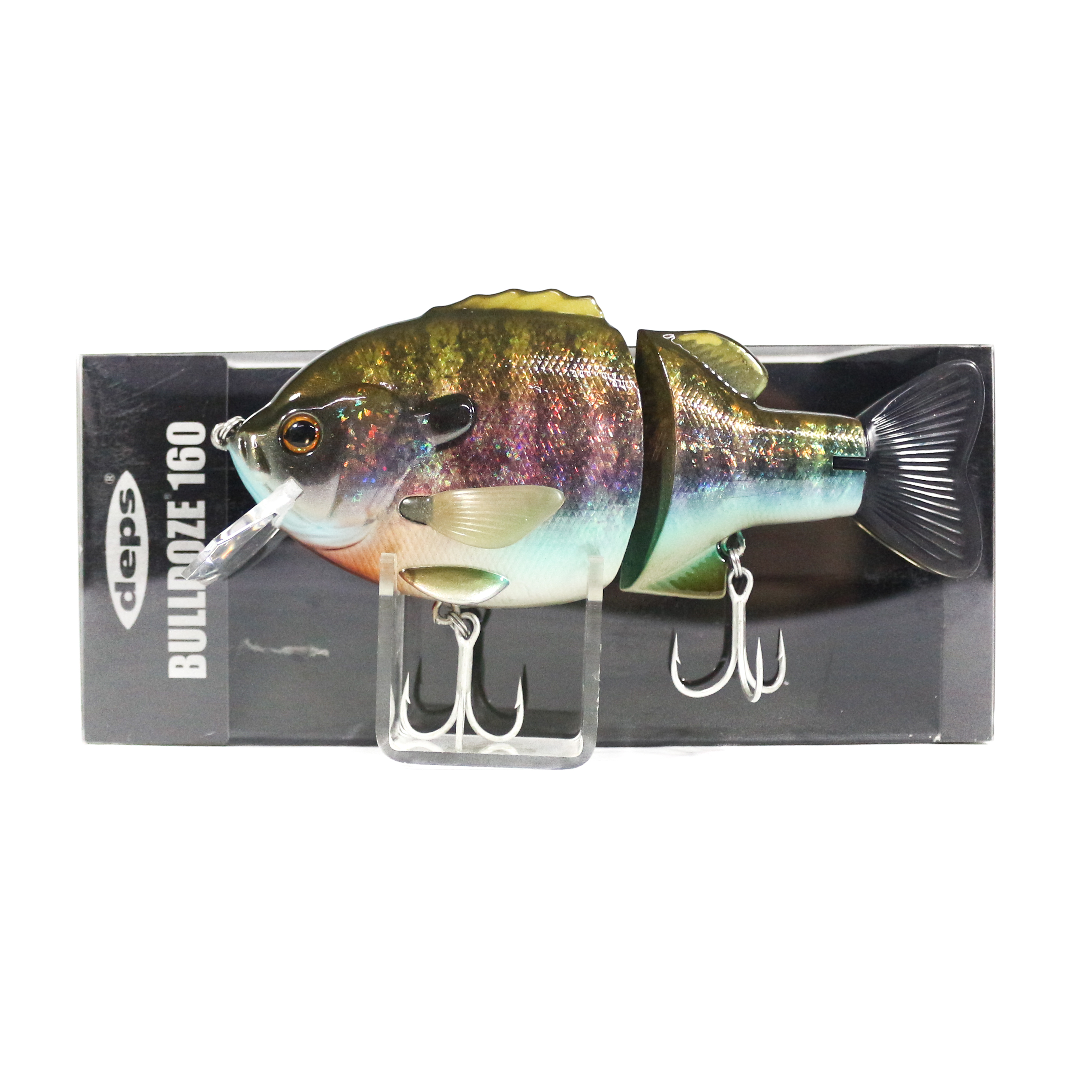 Deps Bulldoze Floating Lure 160mm 98 grams 02 (6021)