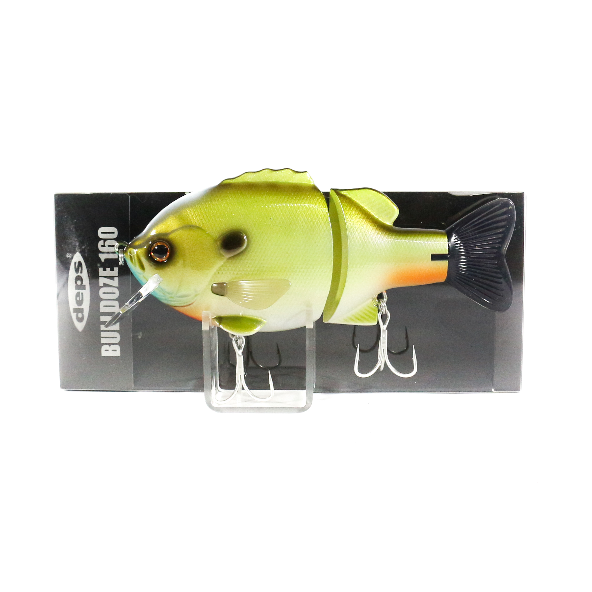 Deps Bulldoze Floating Lure 160mm 98 grams 07 (6076)