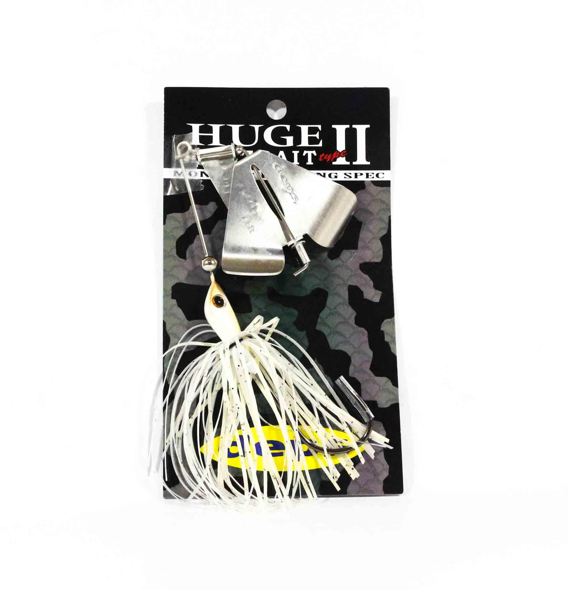 Deps Huge Custom Buzz Bait Type II 1/2 oz Hook Size 9/0 02 (3020)