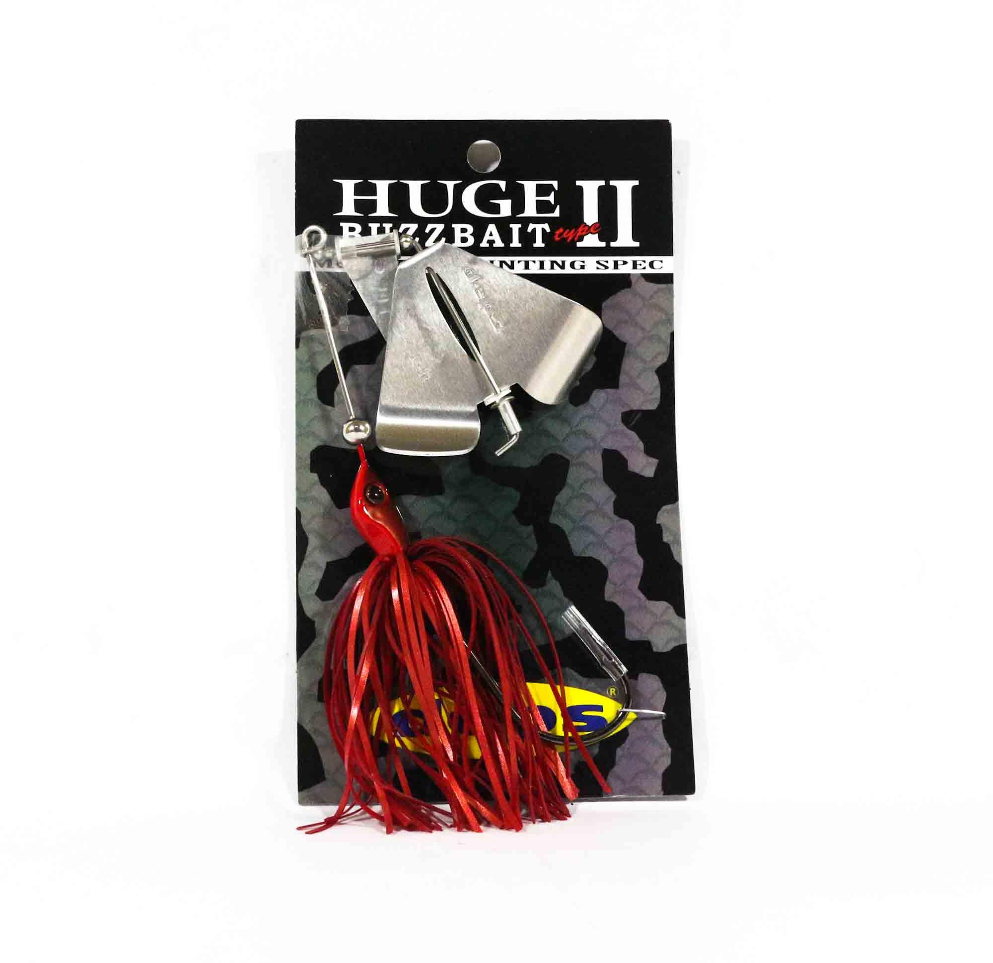 Deps Huge Custom Buzz Bait Type II 1/2 oz Hook Size 9/0 03 (3037)