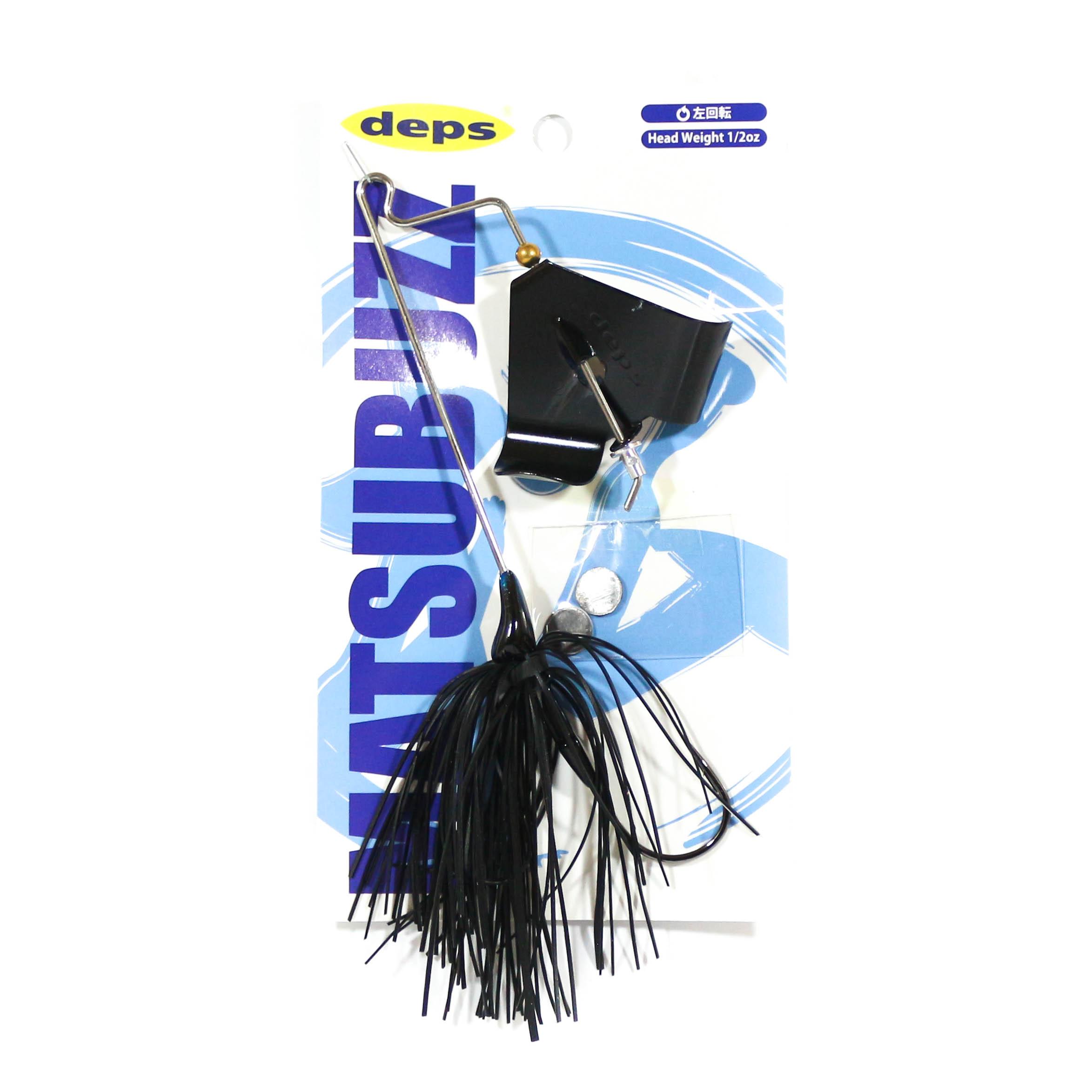 Deps Matsubuzz L Buzzbait 1/2 oz Lure 04 (3040)