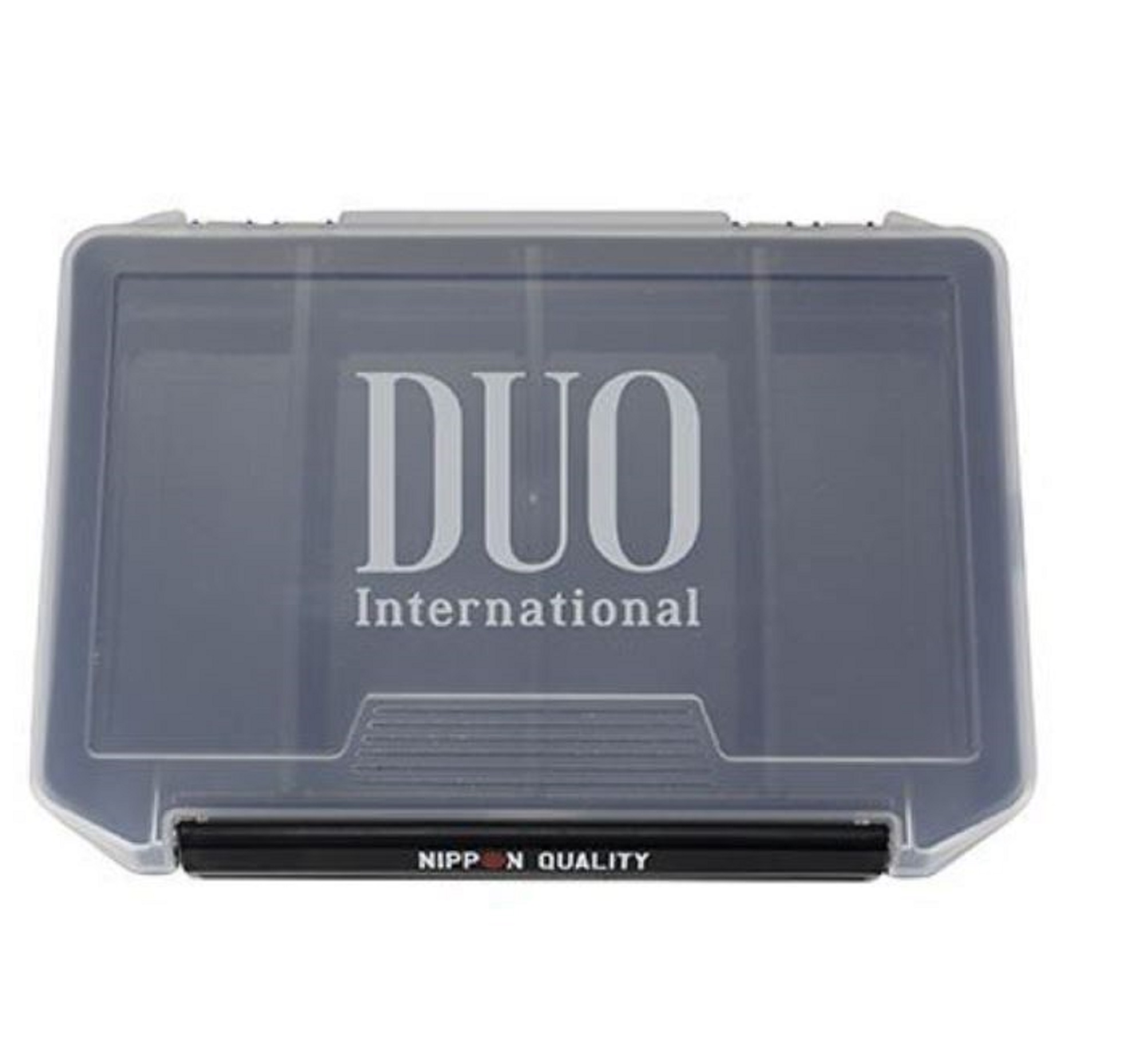Duo Meiho Tackle Box 3010NDM ( 205 x 145 x 40 mm ) Black (6756)