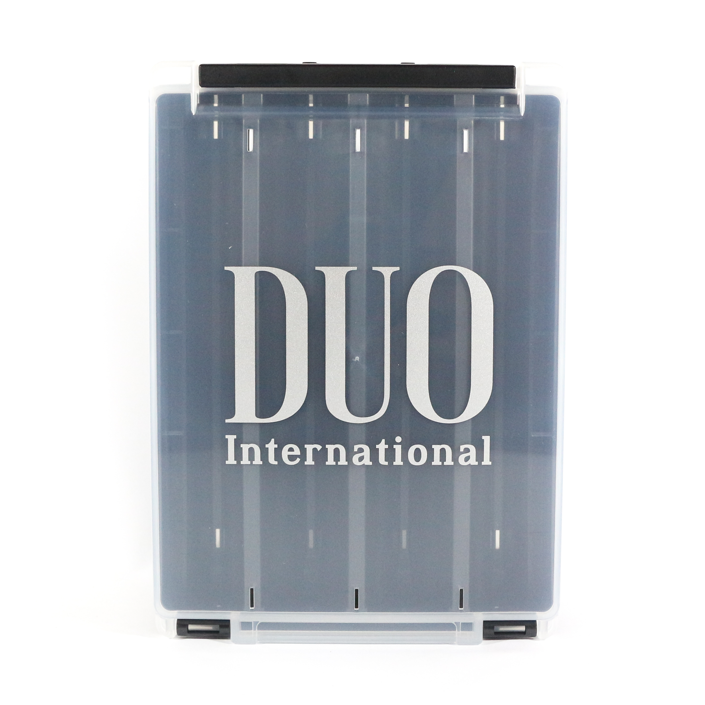 Duo Meiho Tackle Box Reversible 180 205 x 145 x 50 mm Black (5990)