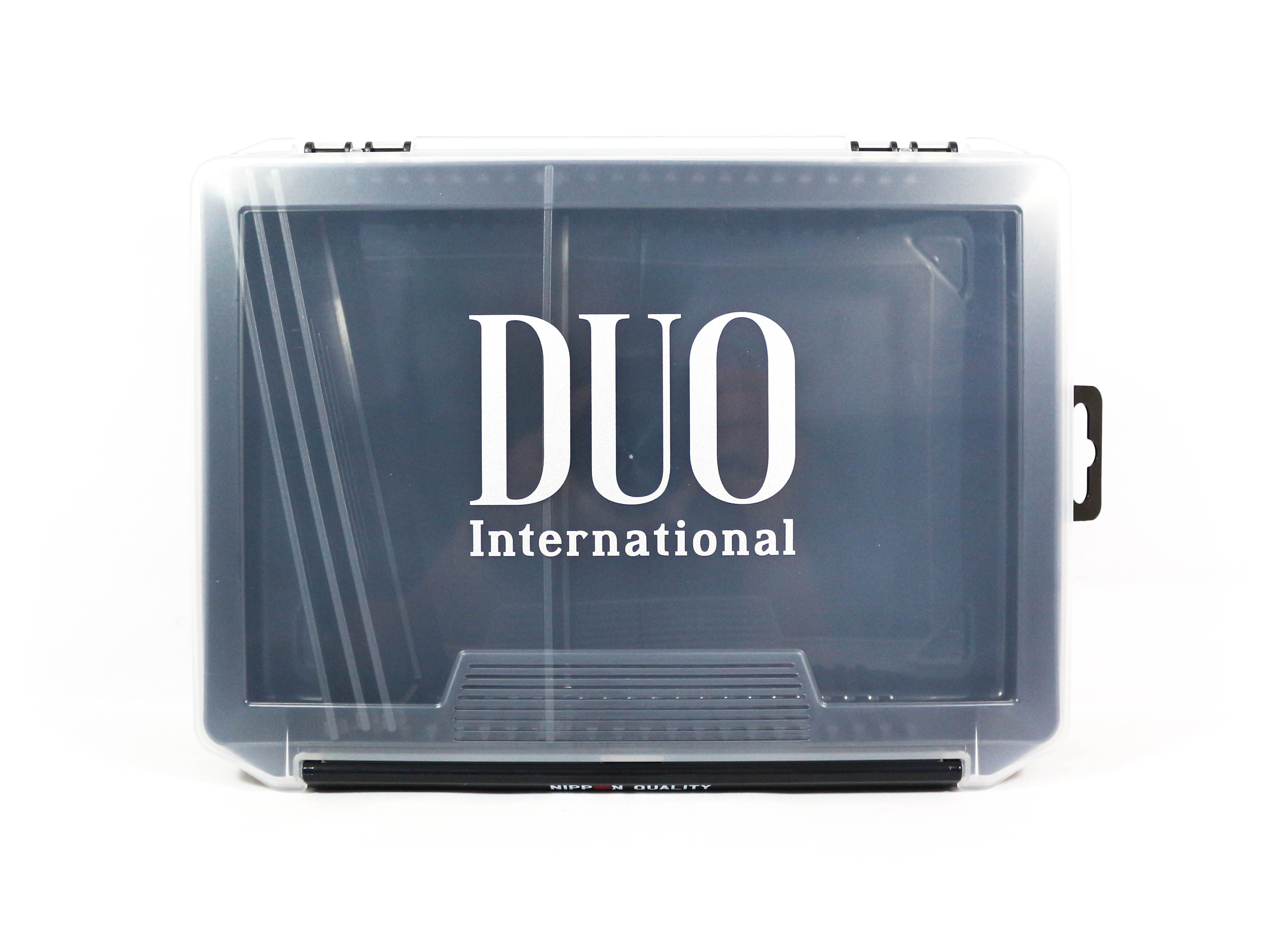 Duo 3020 NDDM Tackle Lure Box Case Original 205 x 145 x 60 mm Black (8272)