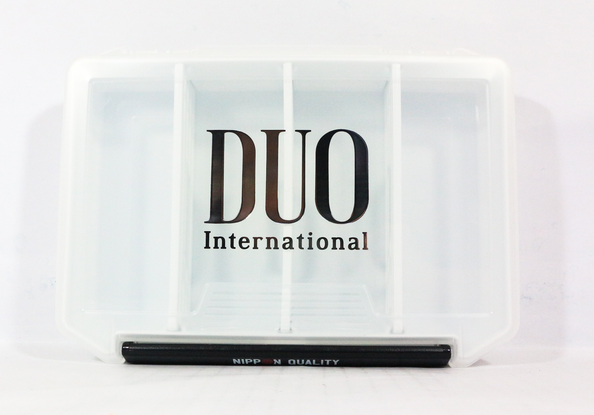 Duo Meiho Tackle Box 3010 205 x 145 x 40 mm White (1364)