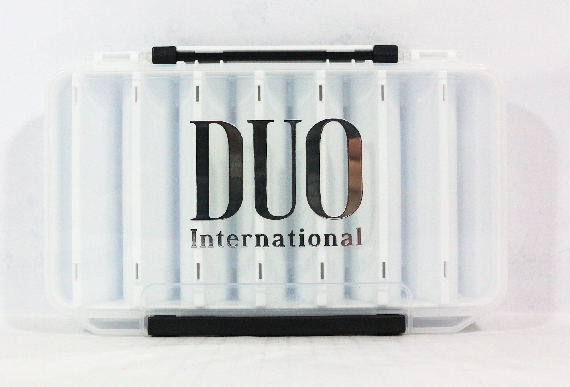Duo Meiho Tackle Box Reversible 100 200 x 126 x 36 mm White (1371)