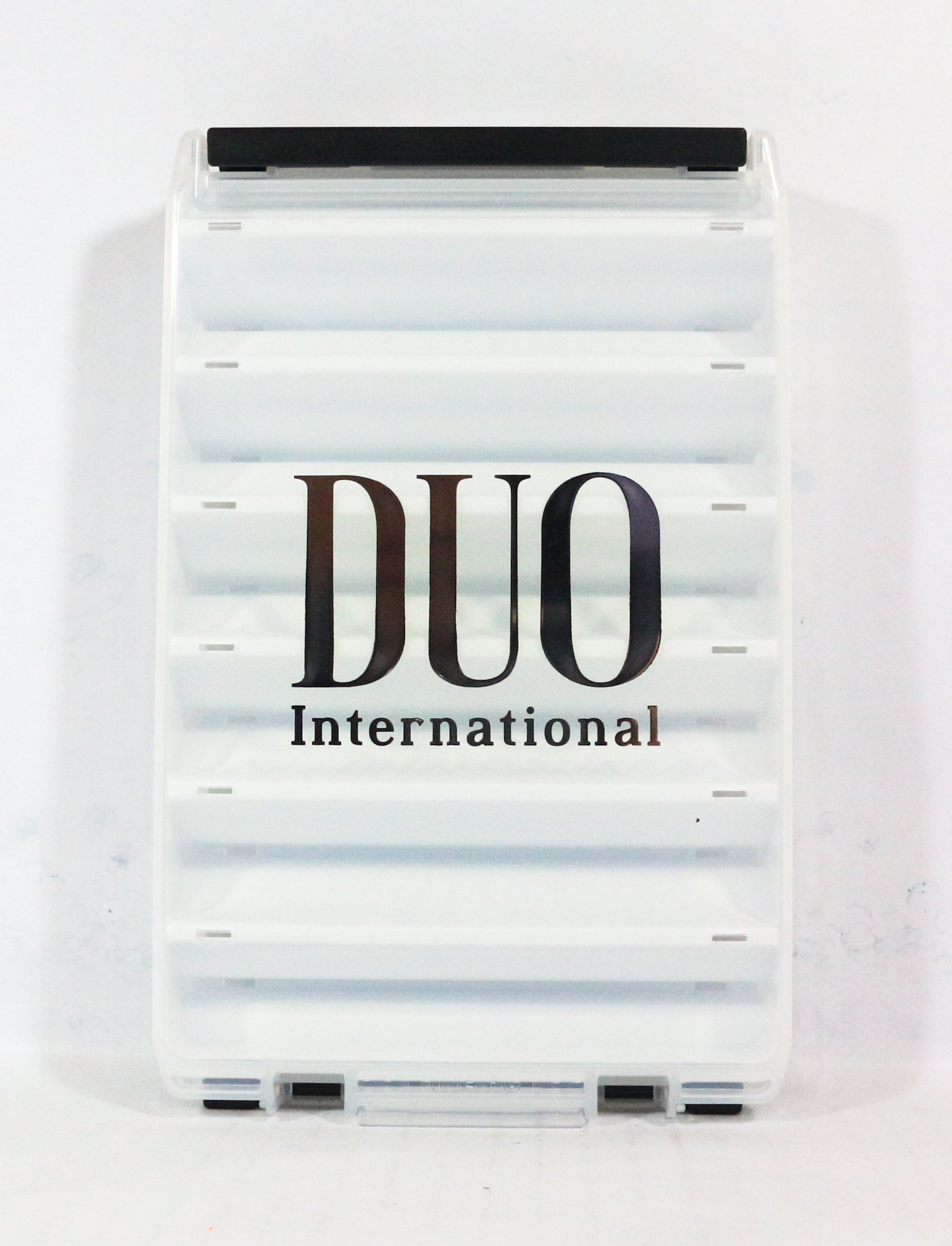 Duo Meiho Tackle Box Reversible 120 120 x 125 x 35 mm White (1388)