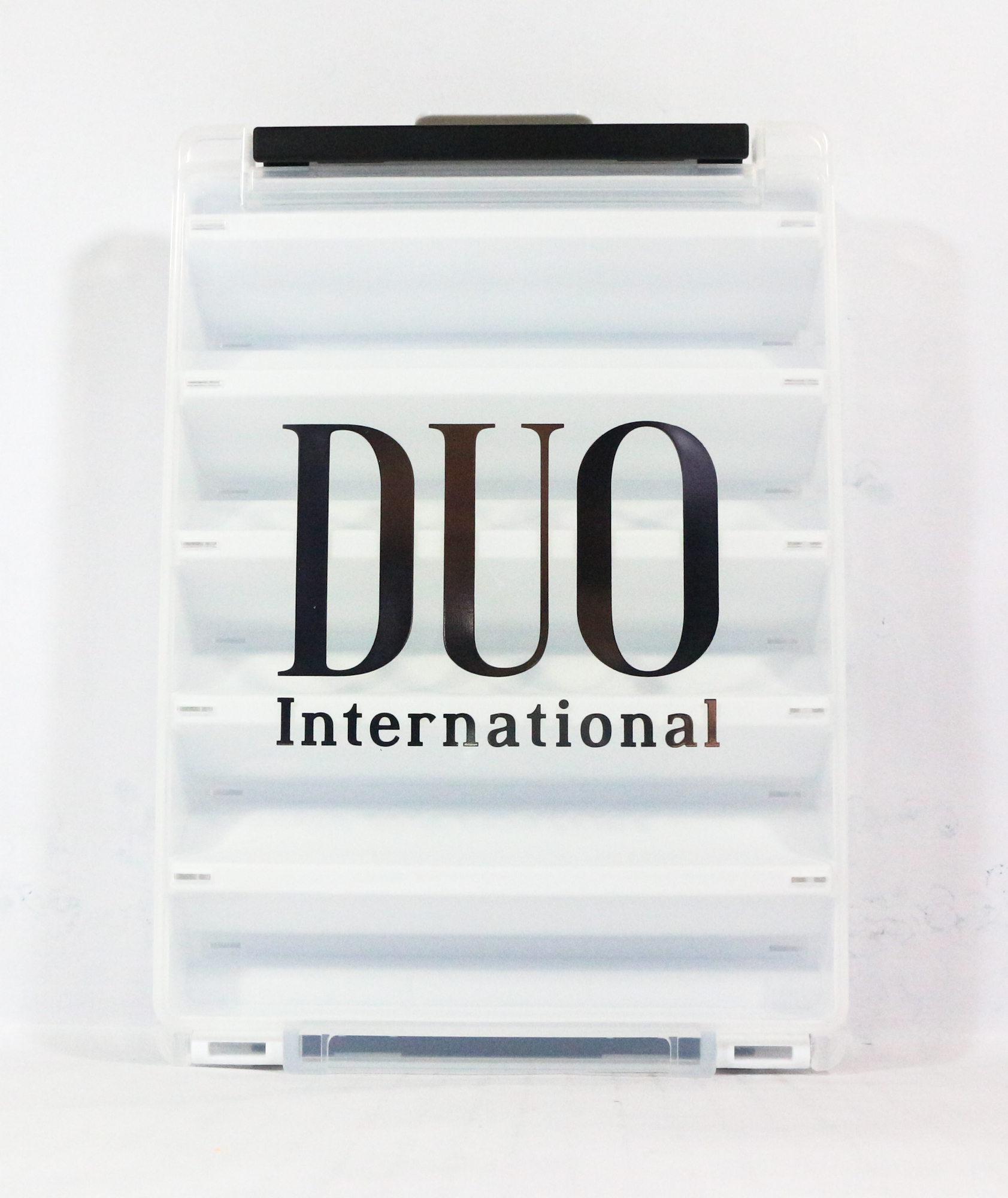 Duo Meiho Tackle Box Reversible 140 205 x 140 x 40 mm White (1395)