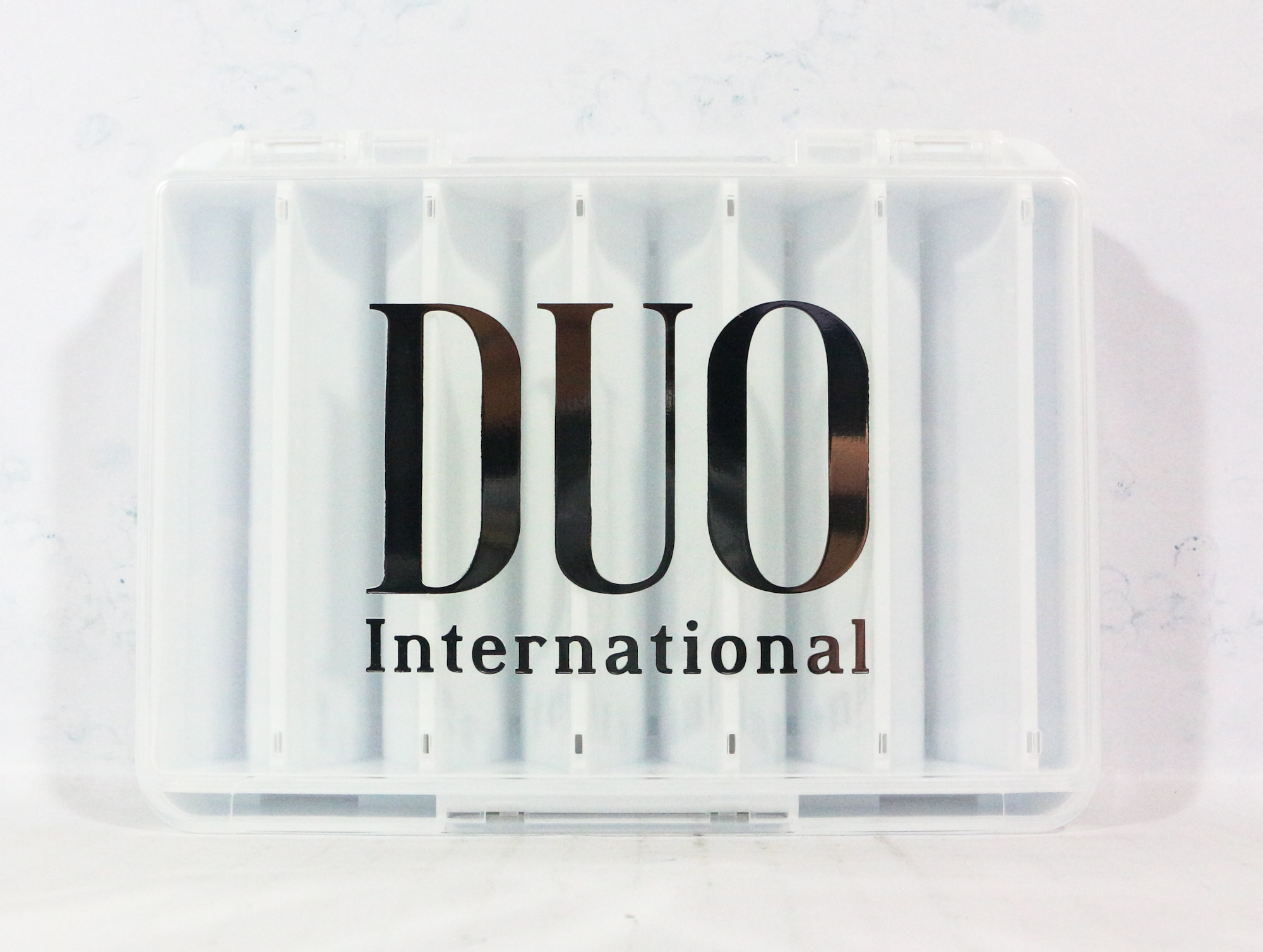 Duo Meiho Tackle Box Reversible 86 140 x 104 x 20 mm White (1401)