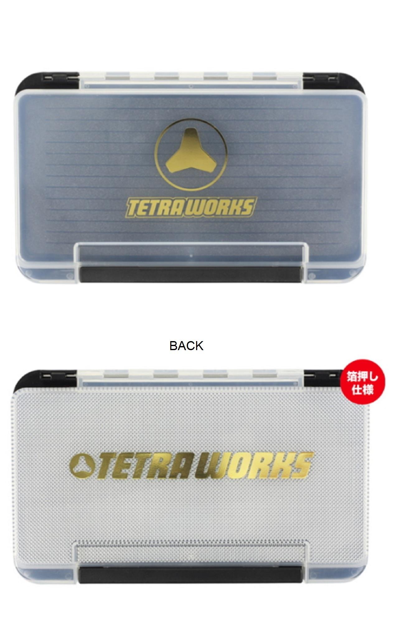 Duo Meiho Tackle Box Tetra Works Run Gun Case 1010W 175 x 105 x 38 mm B (1011)