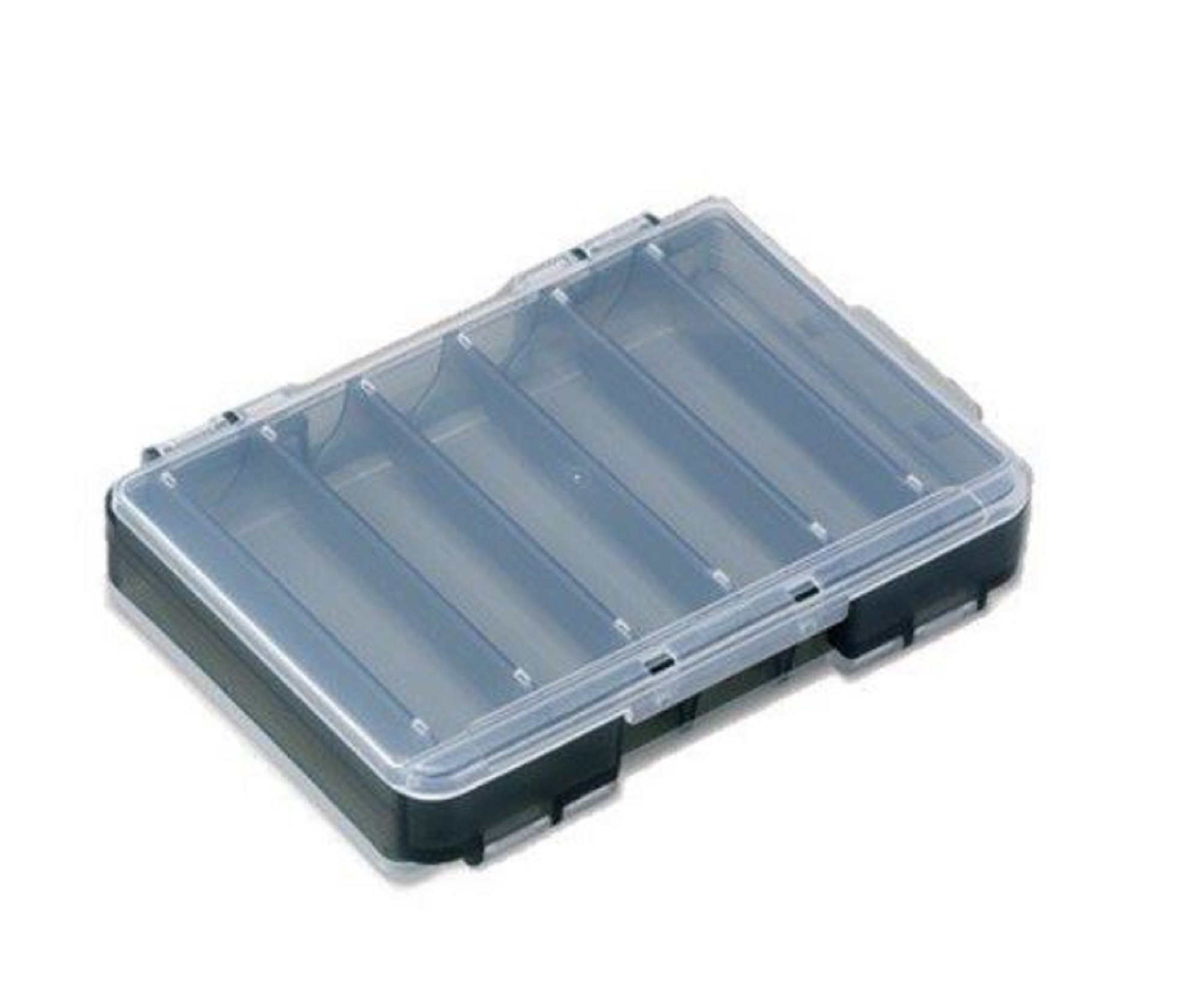 Duo Meiho Tackle Box Reversible D86 140 x 104 x 32 mm Black (3713)