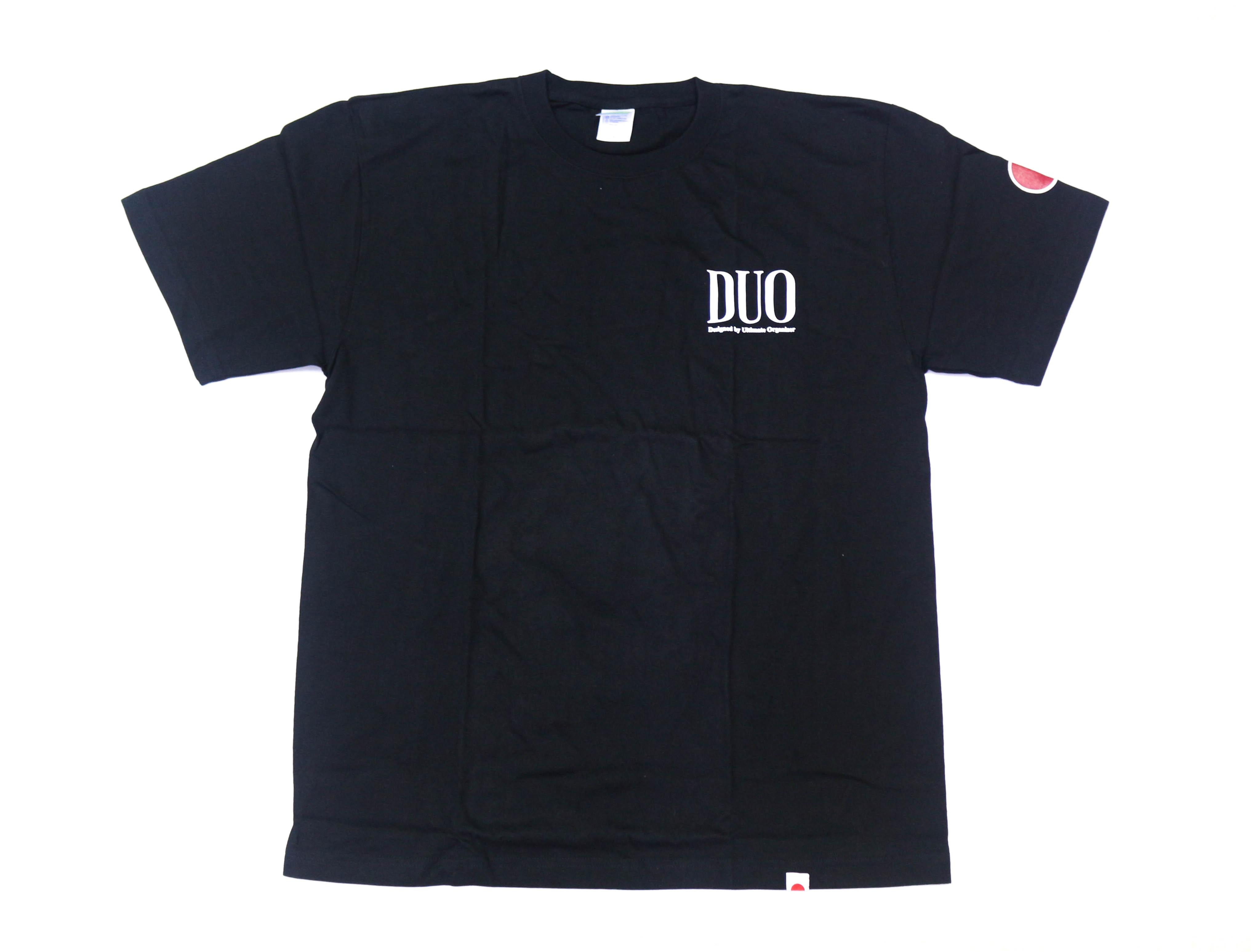 Duo T-Shirt Tioo Original Black Size XL (2247)