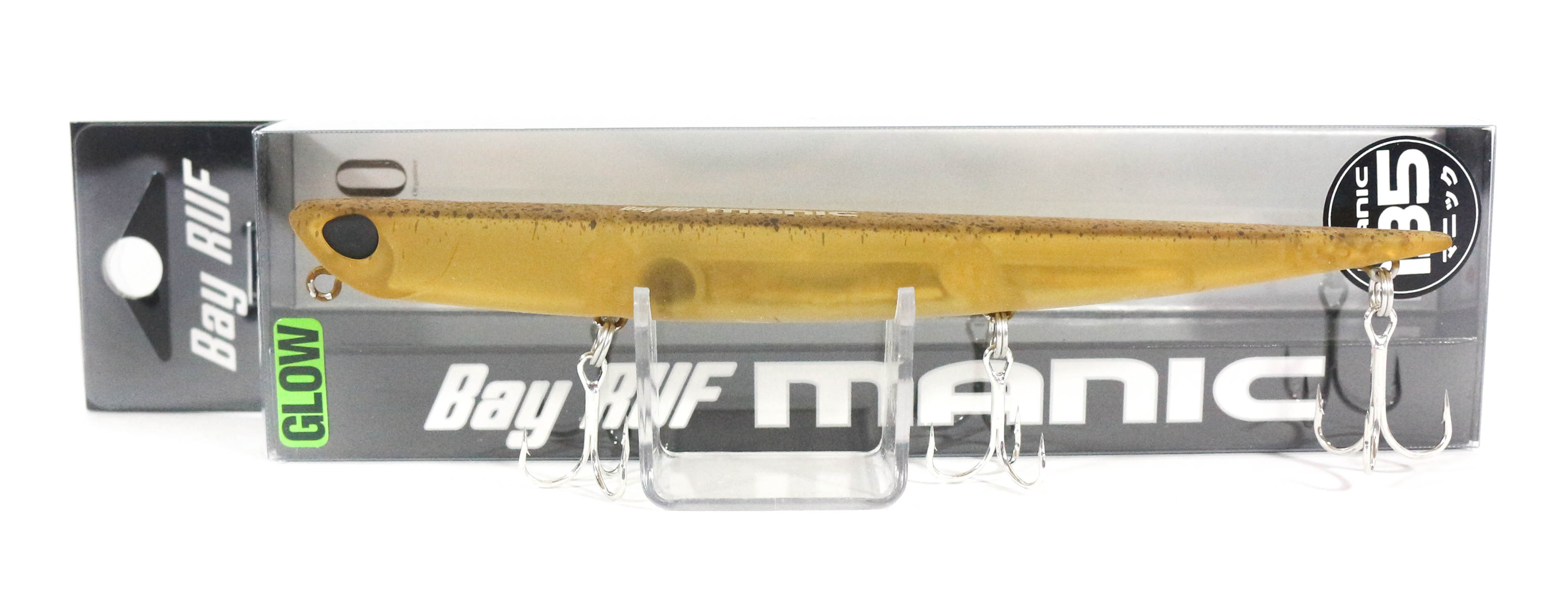 Duo Bay Ruf Manic 135 Pencil Sinking Lure CCC0290 (6962)