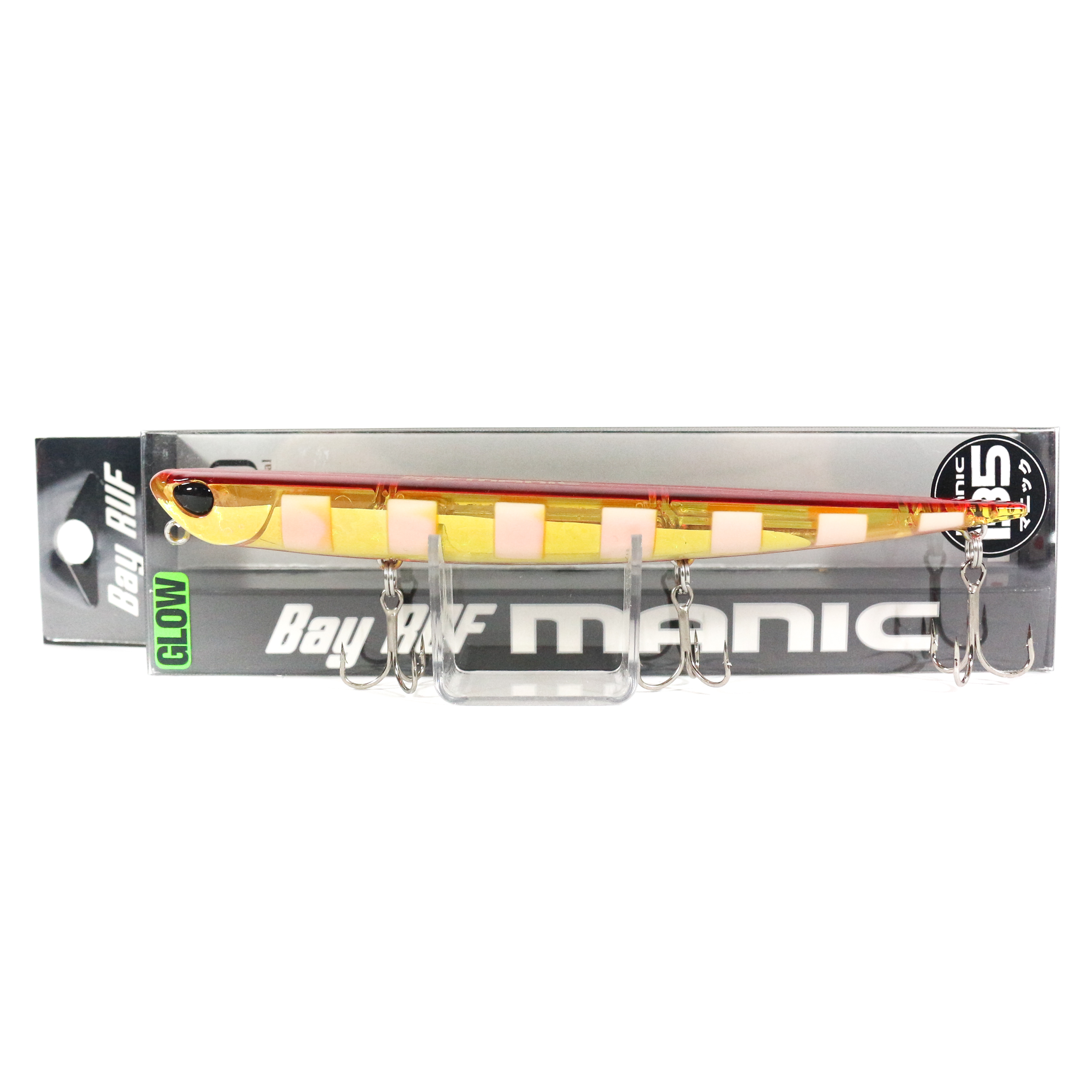 Duo Bay Ruf Manic 135 Pencil Sinking Lure CDH0359 (9305)
