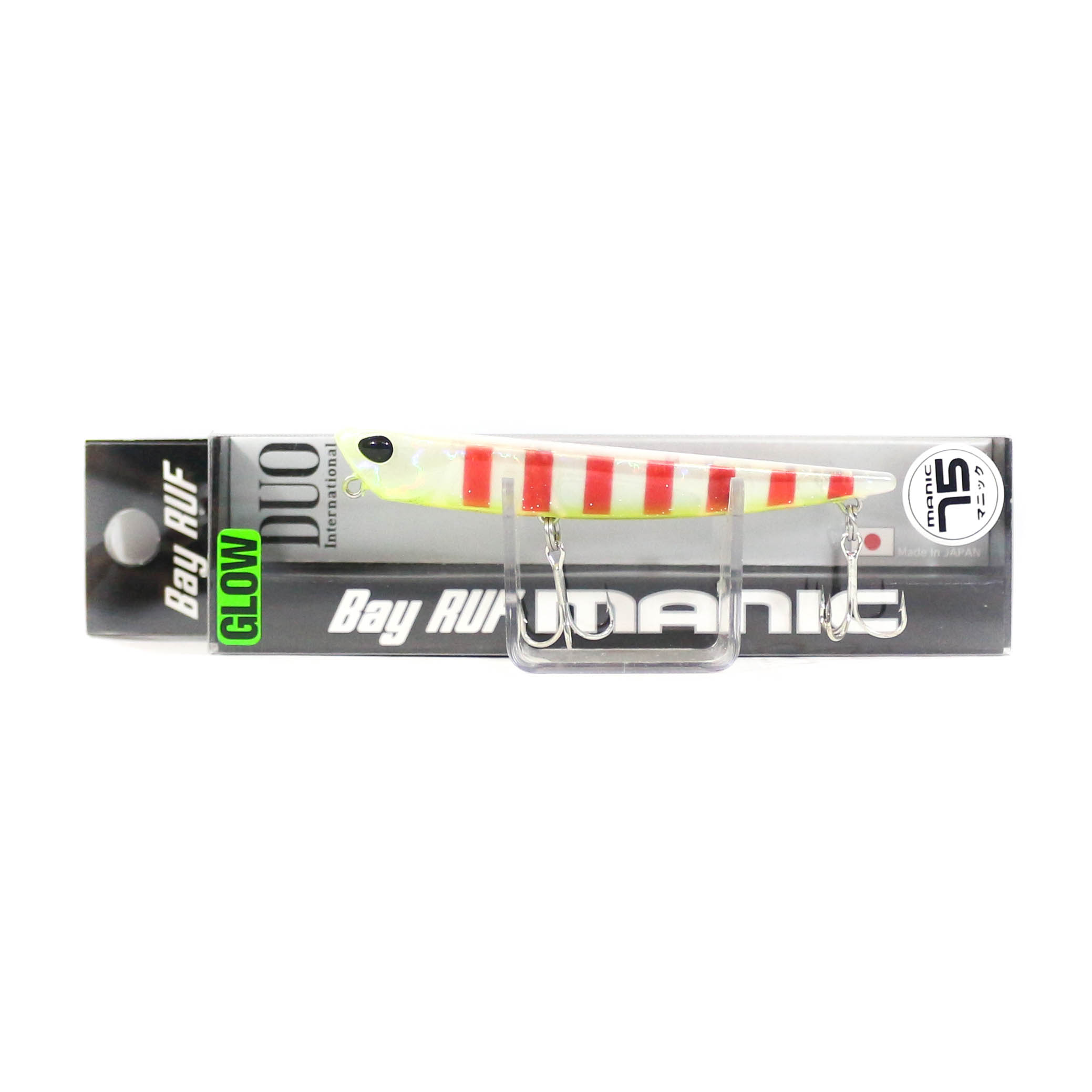Duo Bay Ruf Manic 75 Pencil Sinking Lure CEB0216 (9360)