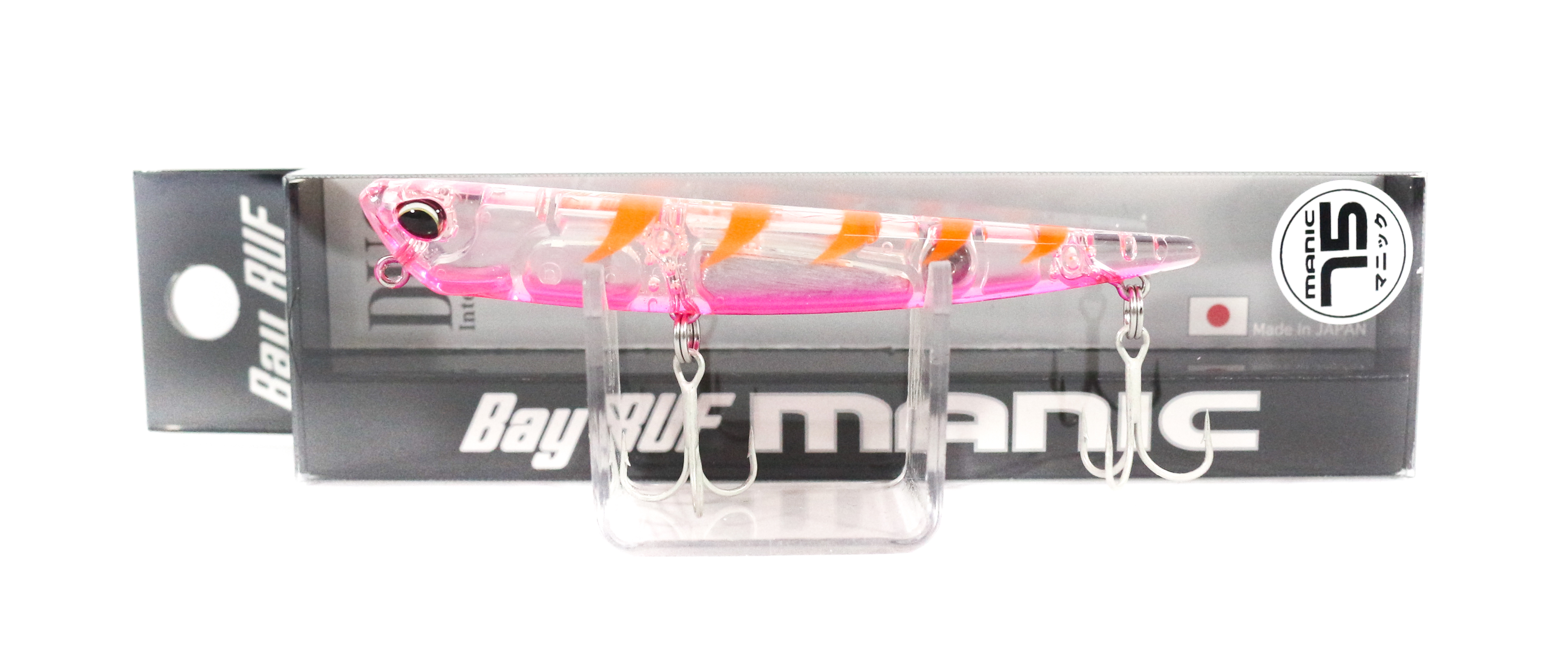 Duo Bay Ruf Manic 75 Pencil Sinking Lure CCC0281 (6801)