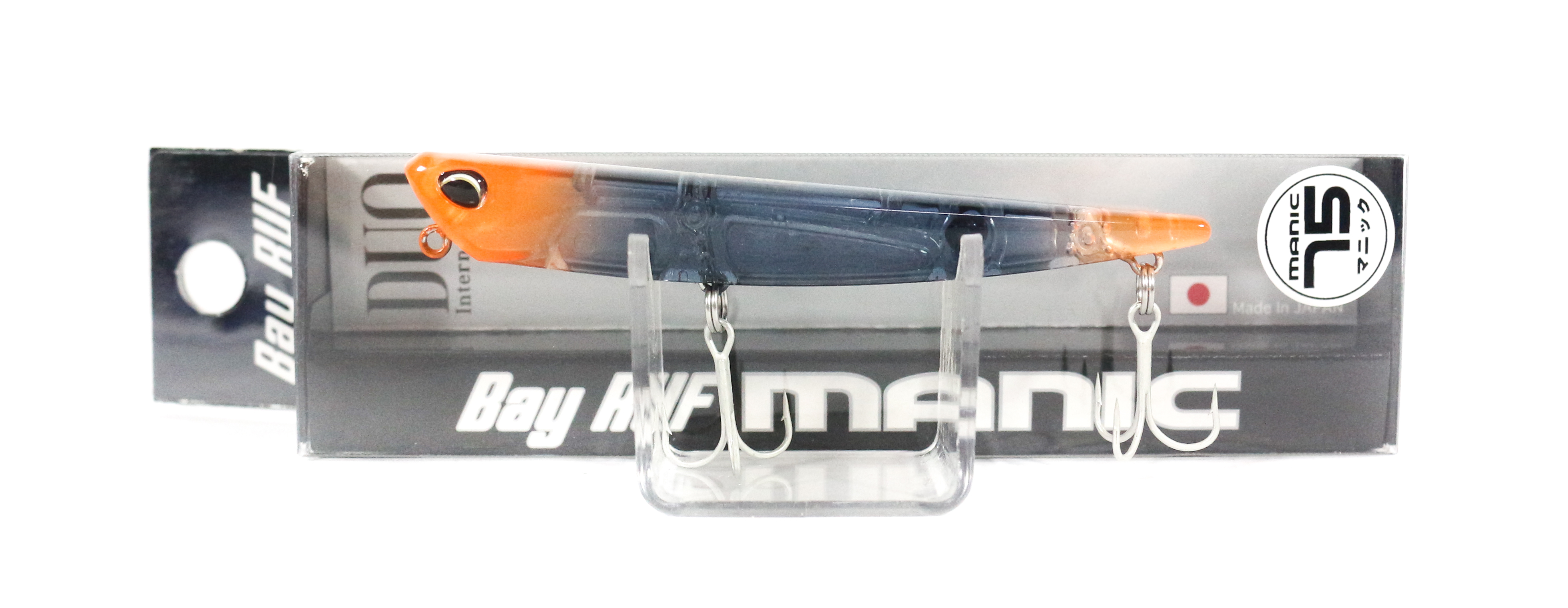 Duo Bay Ruf Manic 75 Pencil Sinking Lure CCC0246 (4752)