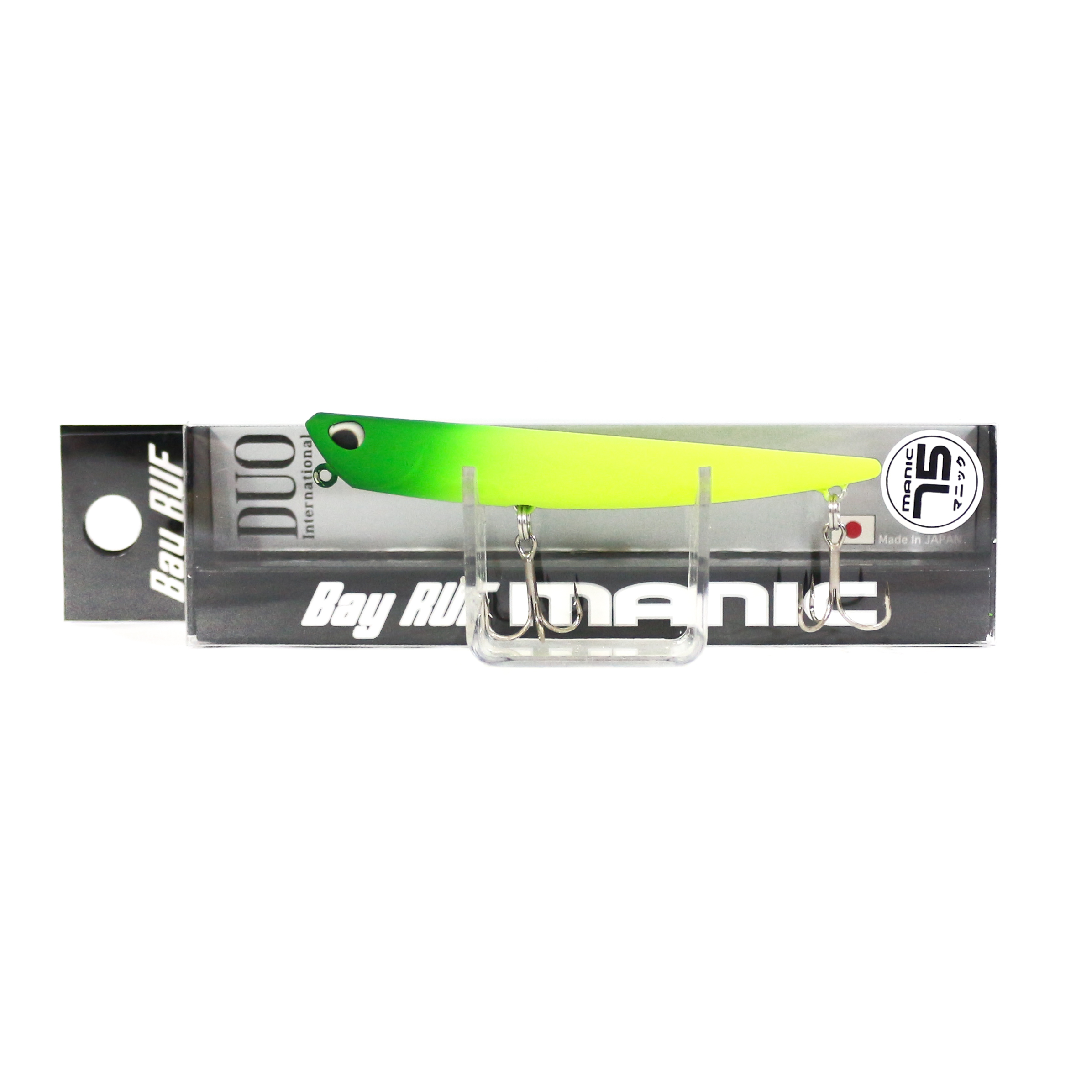 Duo Bay Ruf Manic 75 Pencil Sinking Lure ACC0346 (9435)