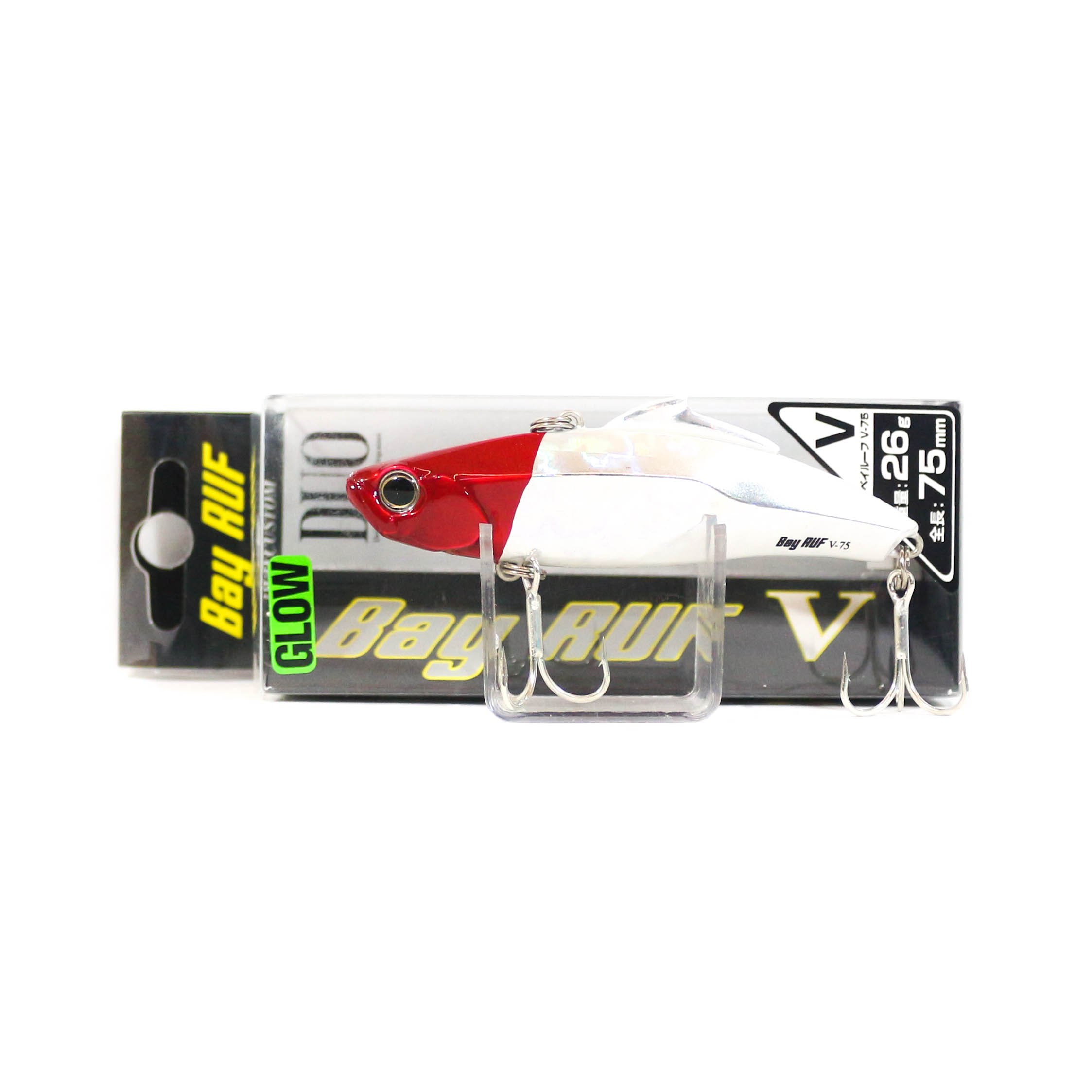 Duo Bay Ruf V-75 26 Grams Heavy Vibration Sinking Lure GB-01 (1130)