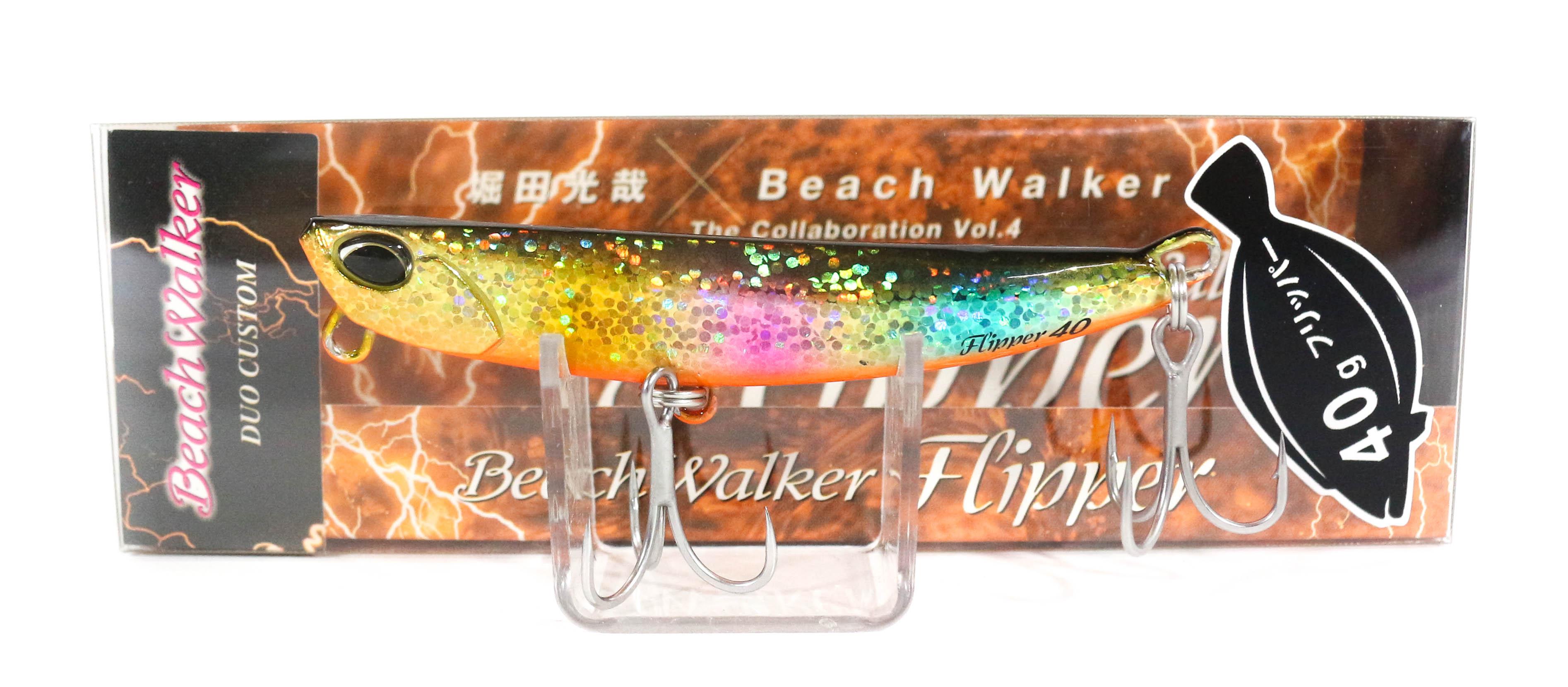 Sale Duo Beach Walker Flipper 40 grams Sinking Lure GOA0257 (3915)