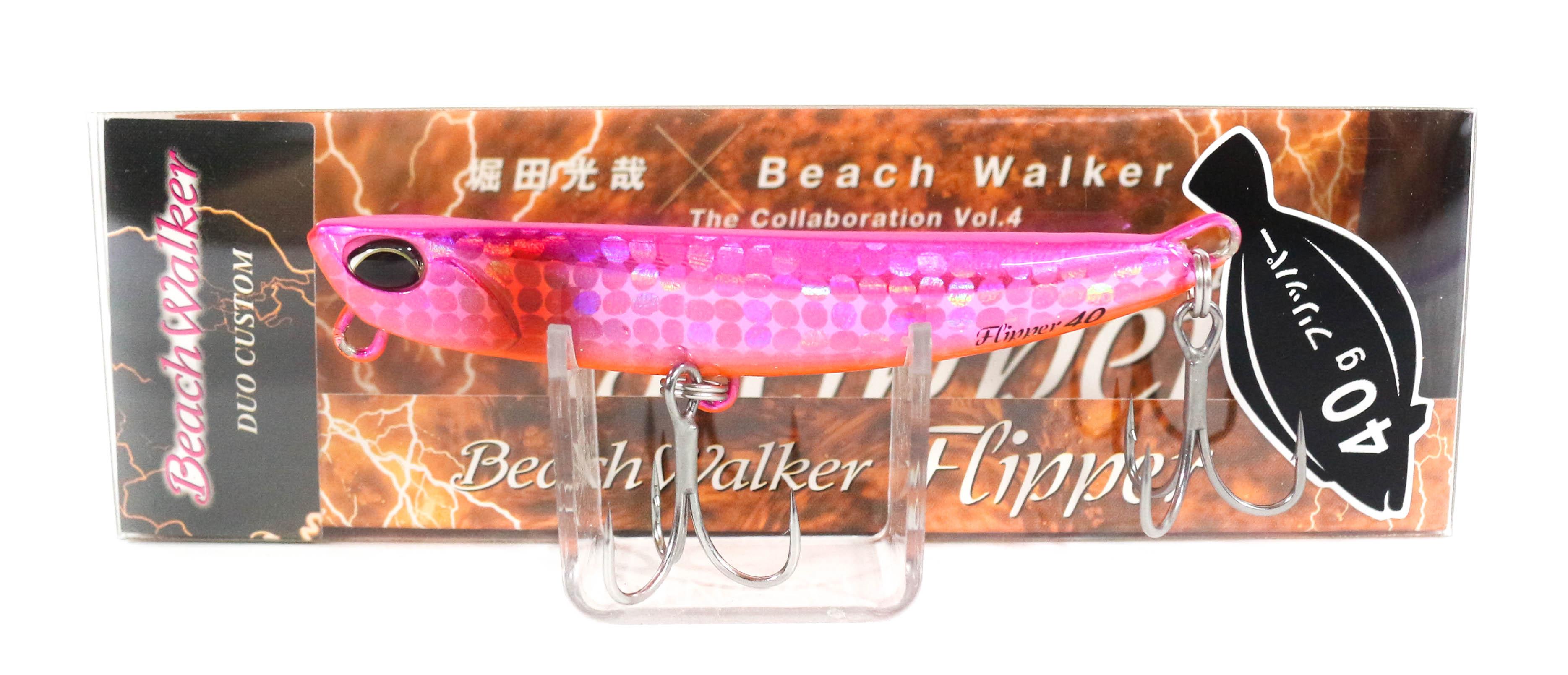 Sale Duo Beach Walker Flipper 40 grams Sinking Lure GQA0280 (4059)