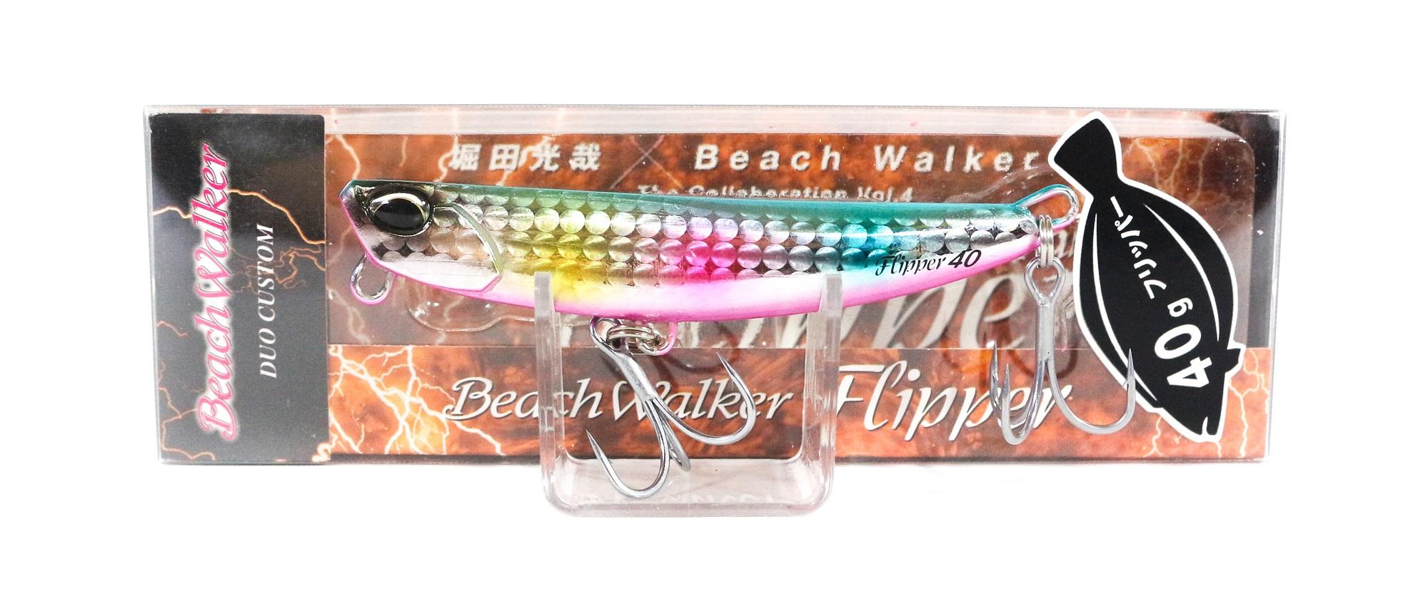 Sale Duo Beach Walker Flipper 40 grams Sinking Lure GBA0195 (5384)