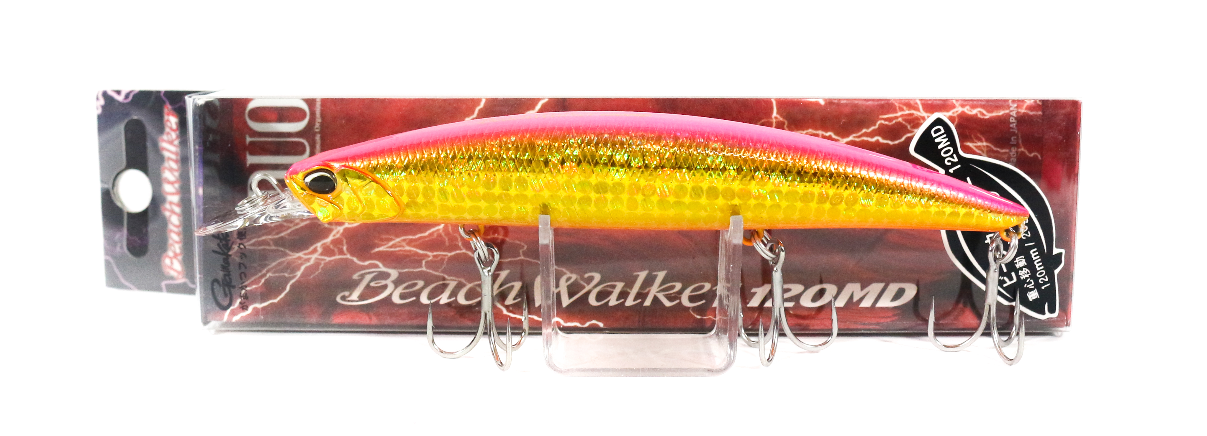 Duo Beach Walker 120 MD Sinking Lure AQA0242 (2100)