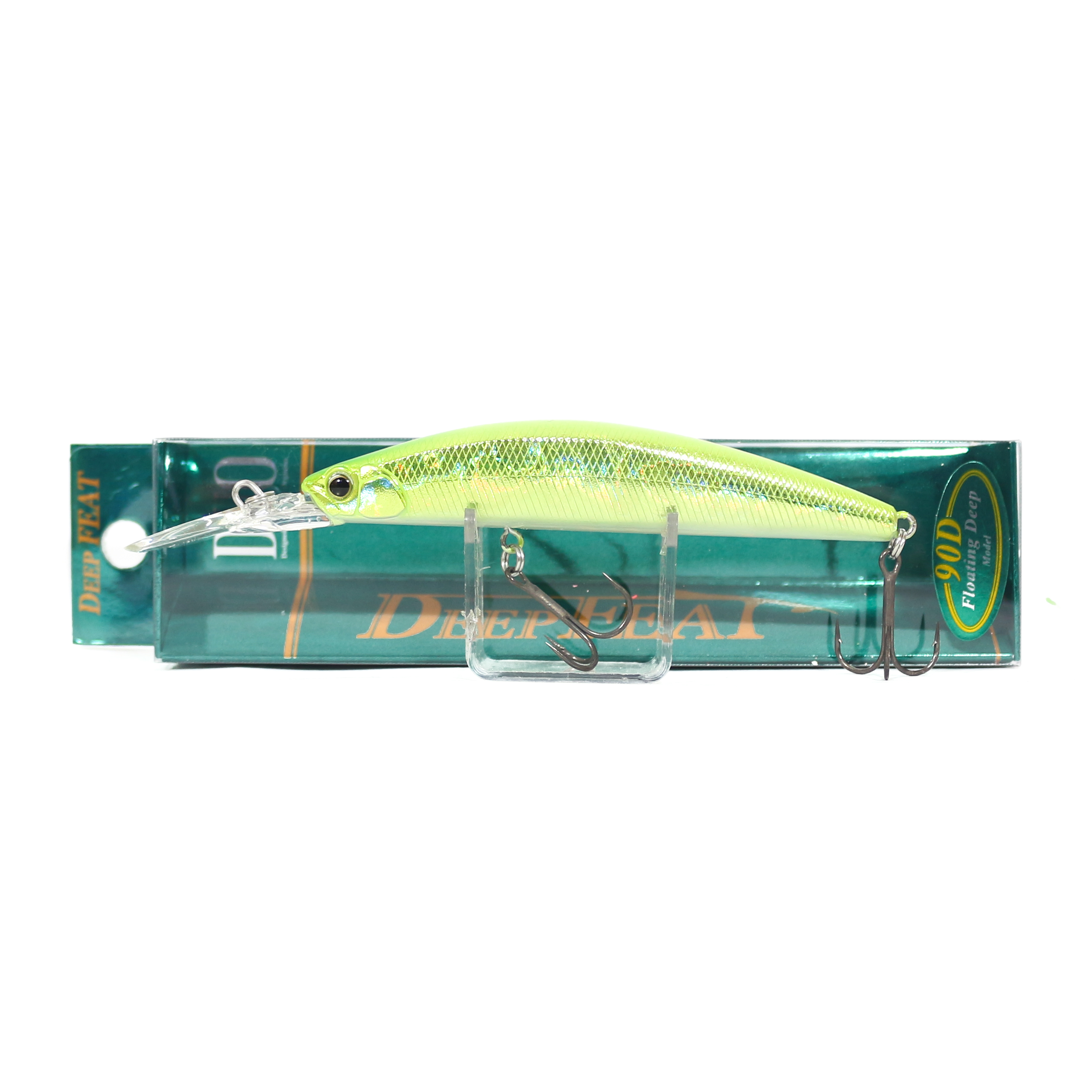 Duo Deep Feat 90 D Diving Floating Lure ADA4127 (0117)