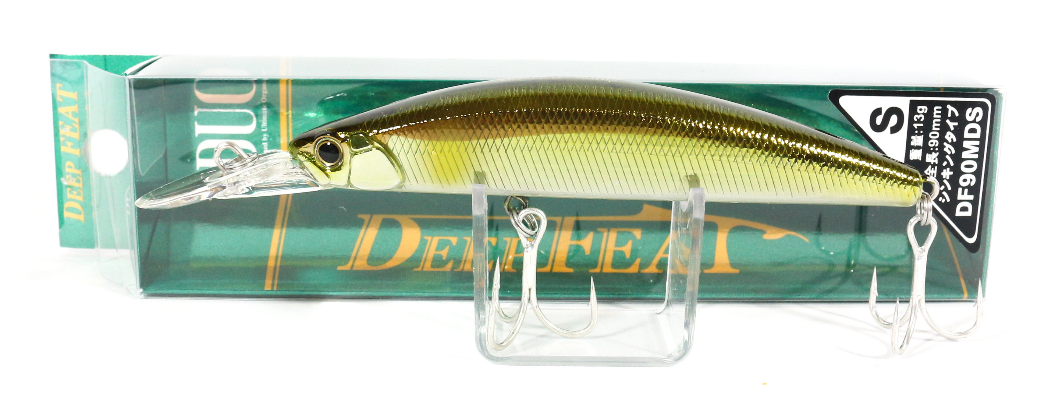 Duo Deep Feat 90 MDS Diving Sinking Lure CRA4110 (9667)