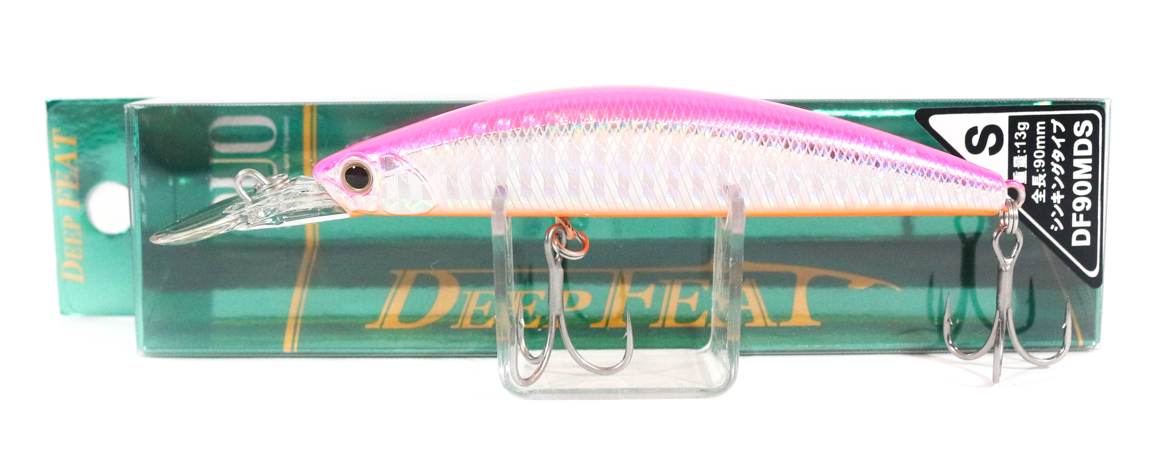 Duo Deep Feat 90 MDS Diving Sinking Lure AHA4141 (6619)