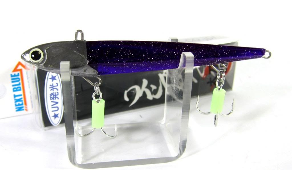 Sale Duo Next Blue Wind Yarou 100 Casting Jig 20 grams Sinking Lure NB1G (0436)