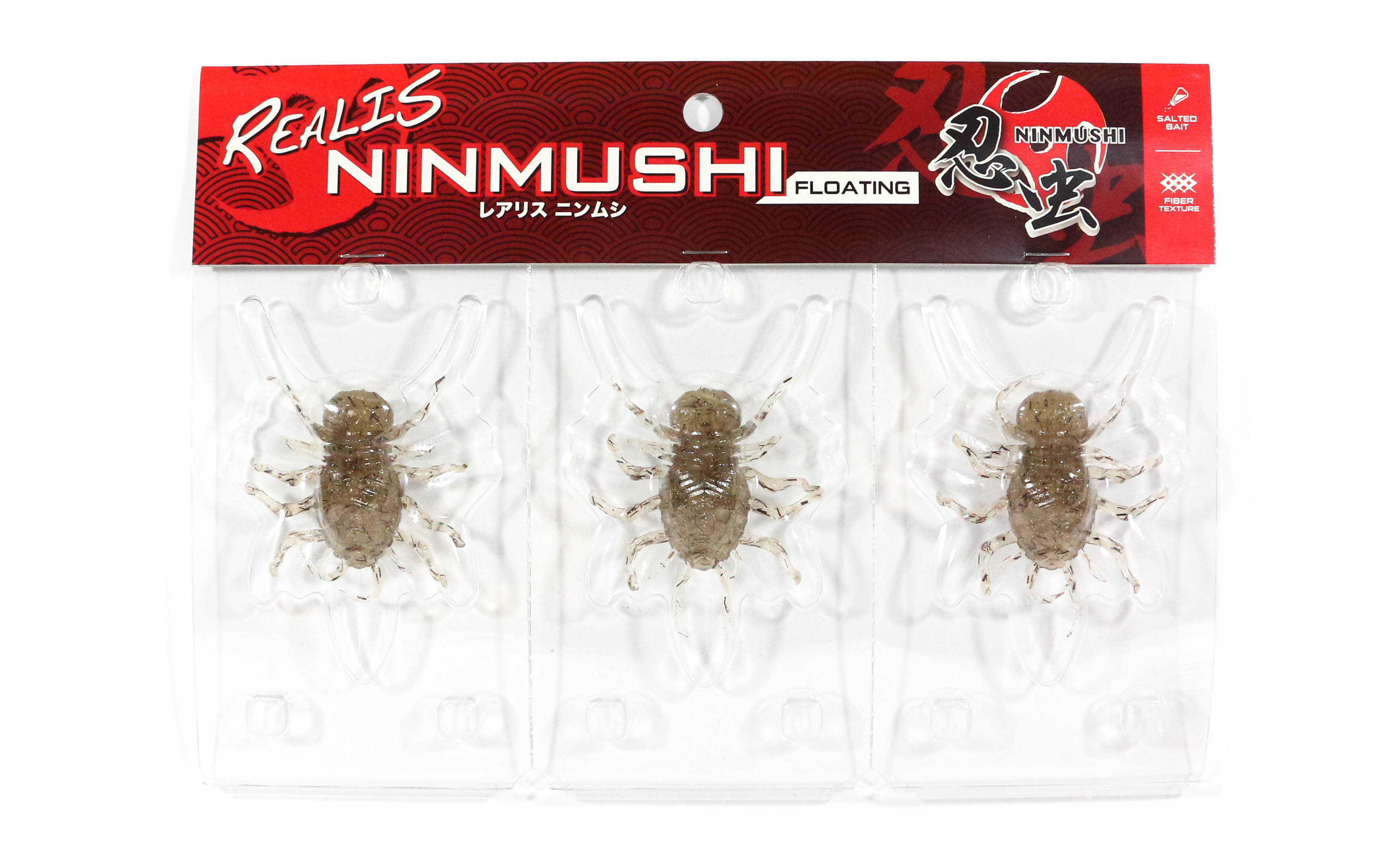 Duo Soft Lure Ninmushi Bug Floating Lure 3 piece pack F603 (1126)