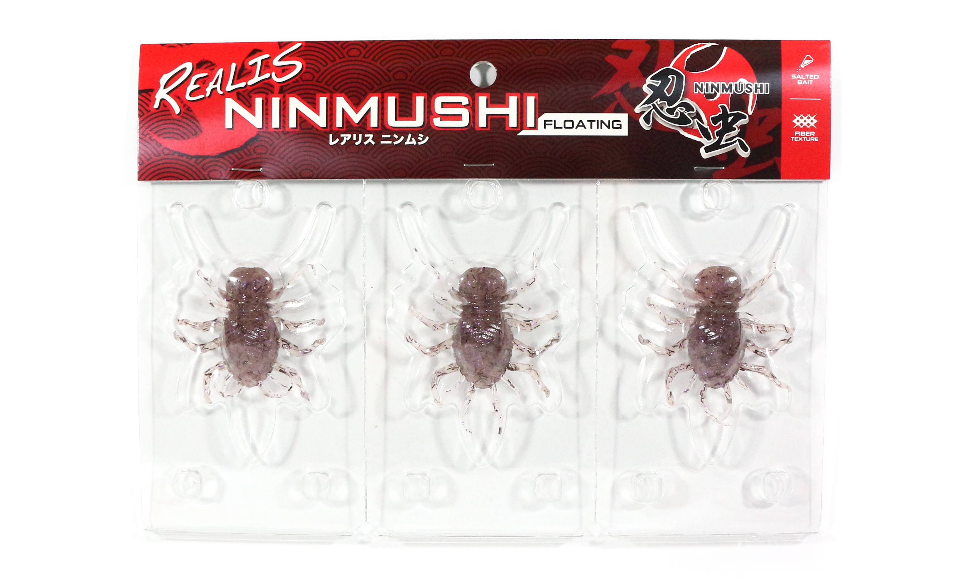 Duo Soft Lure Ninmushi Bug Floating Lure 3 piece pack F615 (6923)
