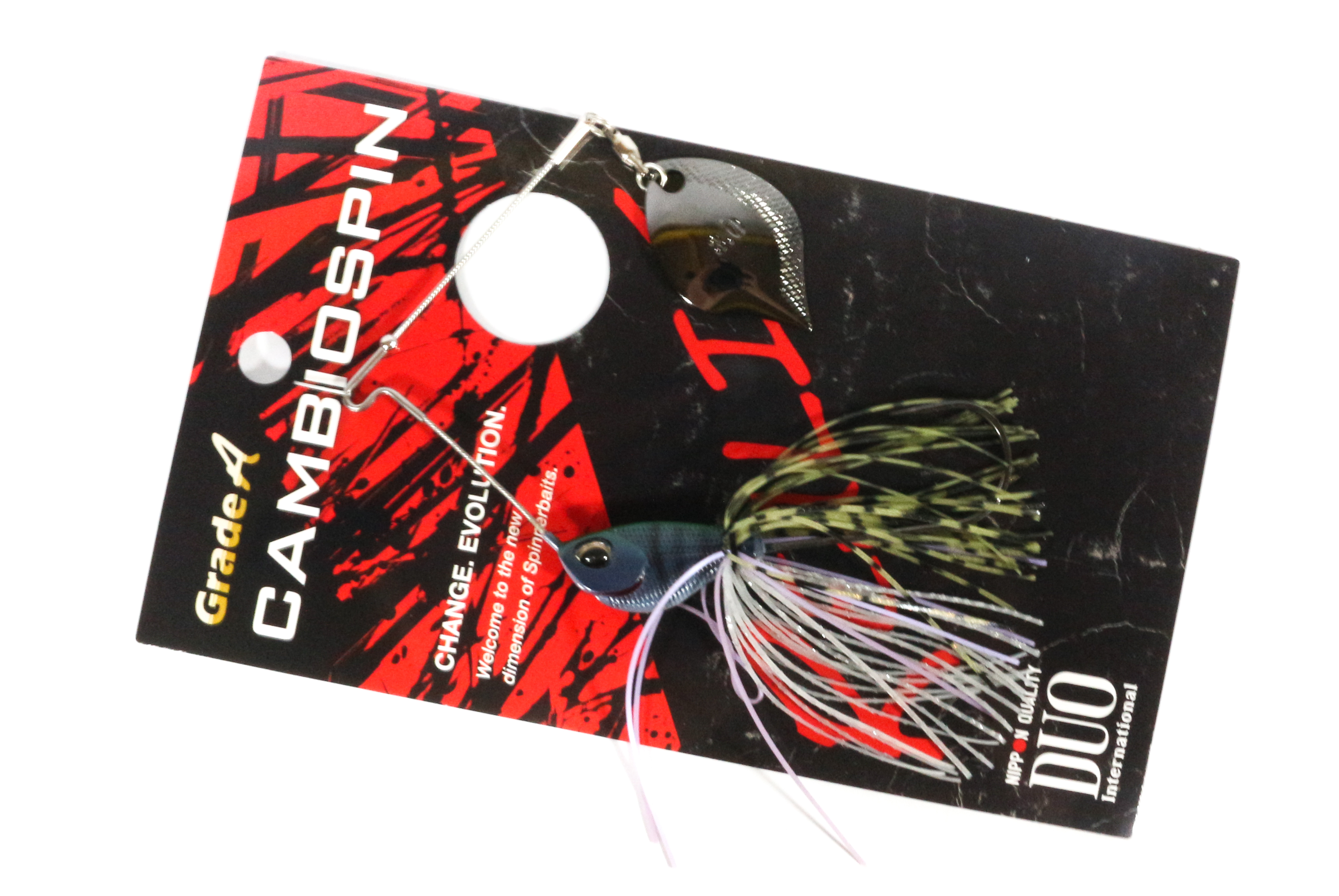 Sale Duo Realis Cambio Spin Spinnerbait Single Blade 3/8 oz J010 (4210)