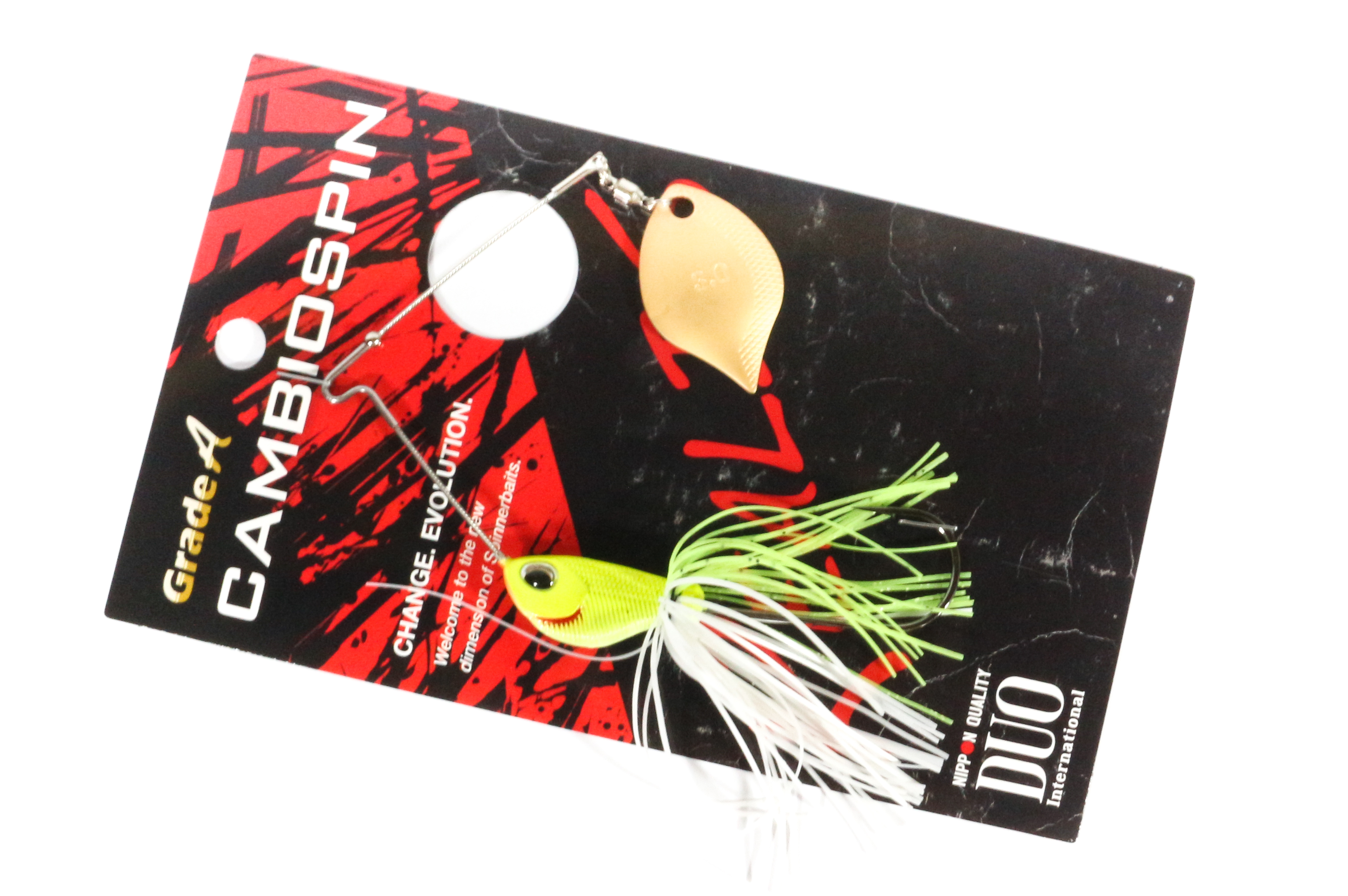 Sale Duo Realis Cambio Spin Spinnerbait Single Blade 3/8 oz J017 (4326)
