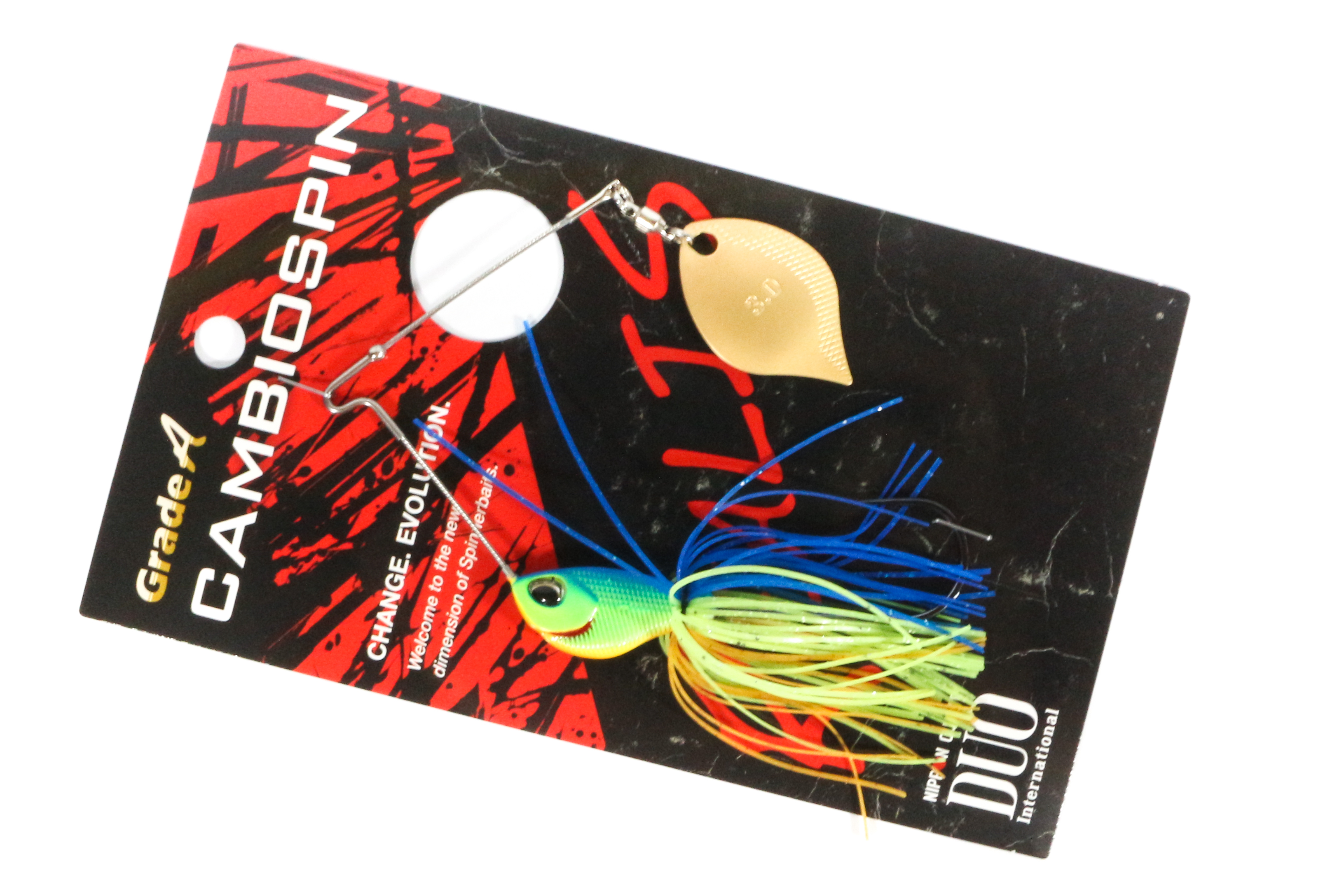 Sale Duo Realis Cambio Spin Spinnerbait Single Blade 3/8 oz J018 (4333)