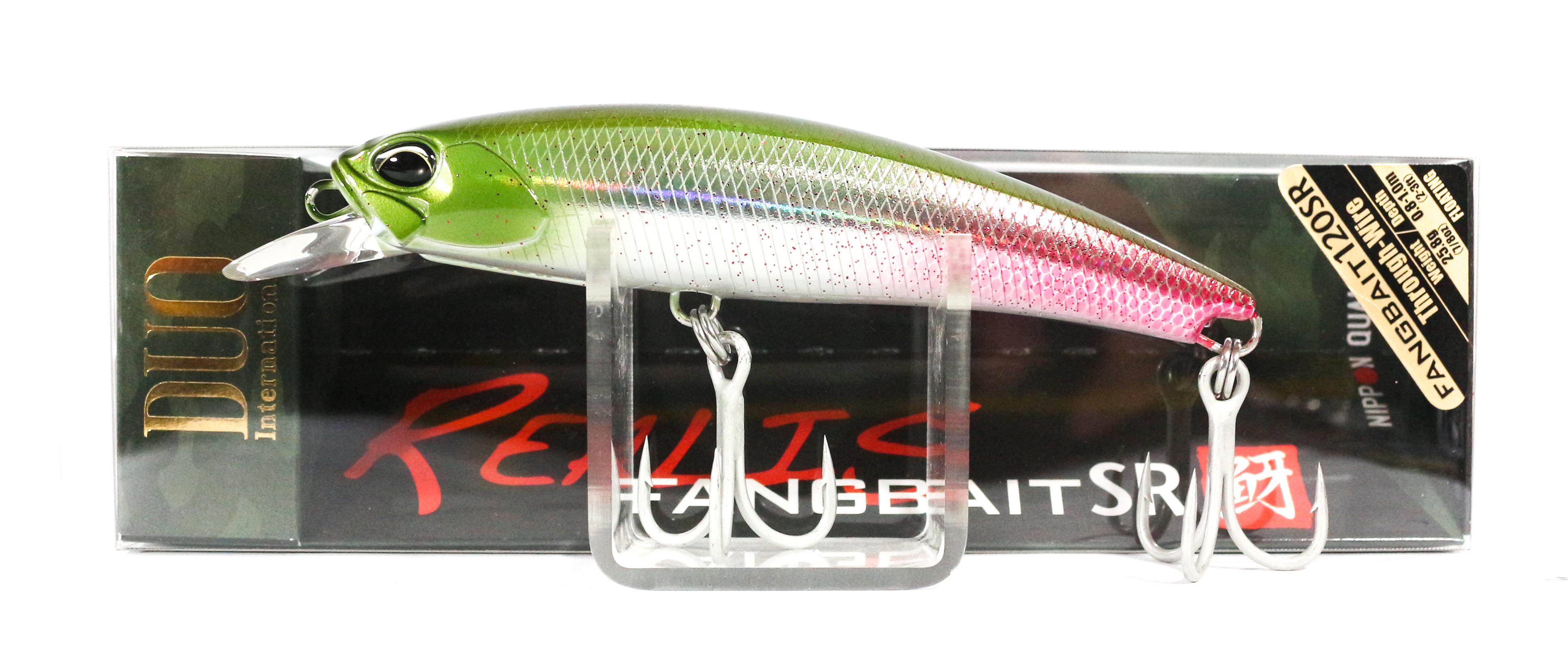 Duo Realis Fangbait 120SR Floating Lure AFA3333 (2277)