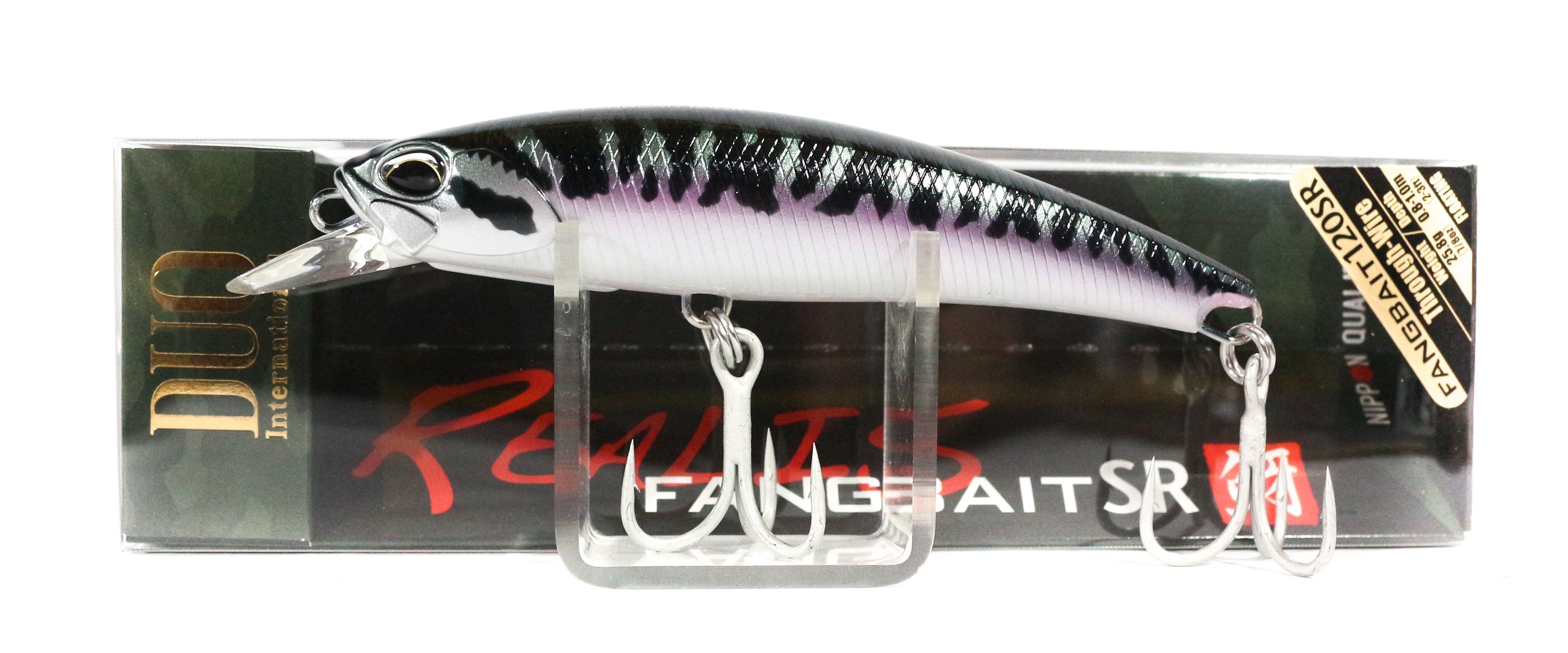 Duo Realis Fangbait 120SR Floating Lure ACC3322 (2338)