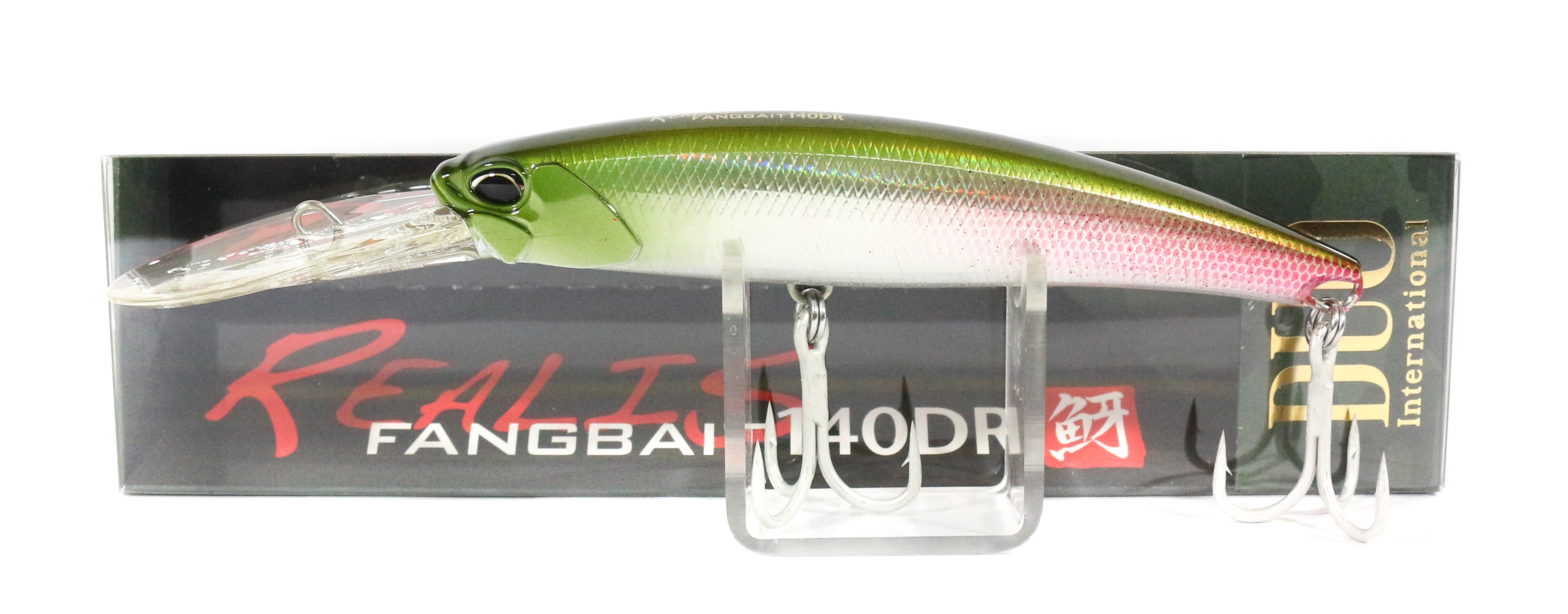 Sale Duo Realis Fangbait 140DR Floating Lure AFA3333 (3809)