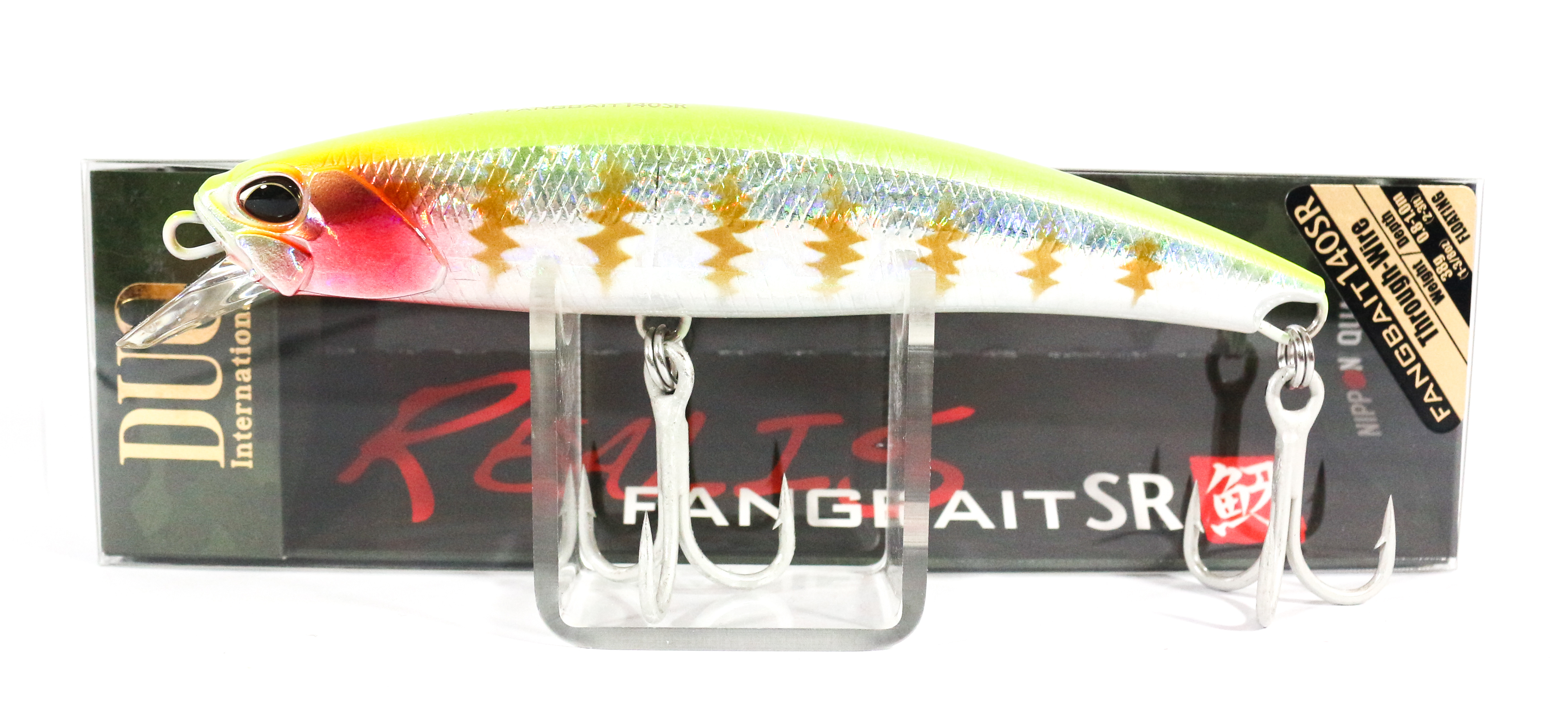 Sale Duo Realis Fangbait 140SR Floating Lure ADA3305 (3656)