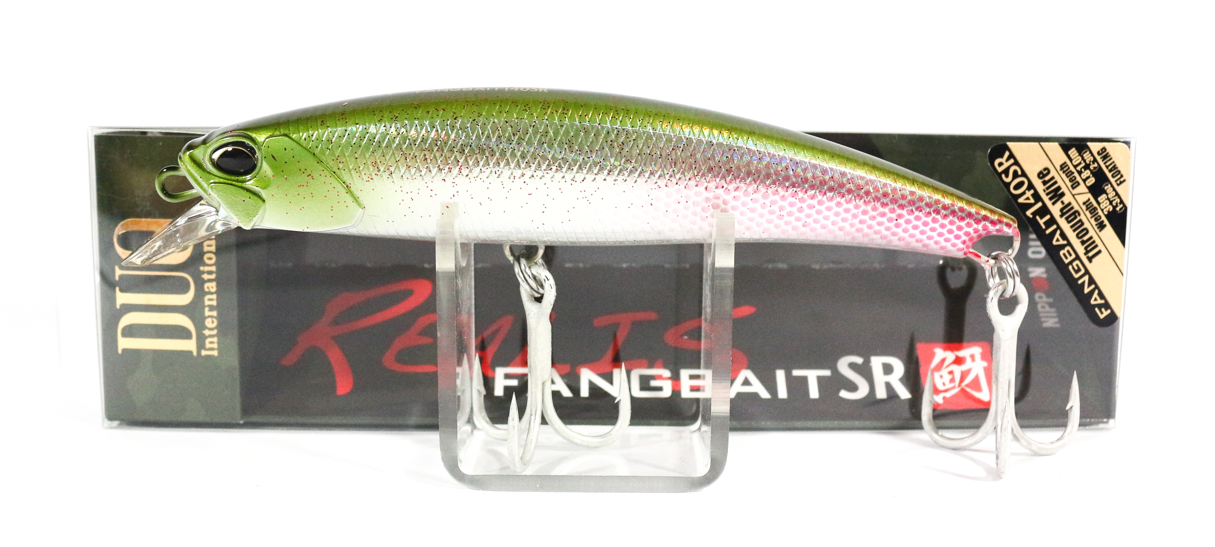 Sale Duo Realis Fangbait 140SR Floating Lure AFA3333 (3687)