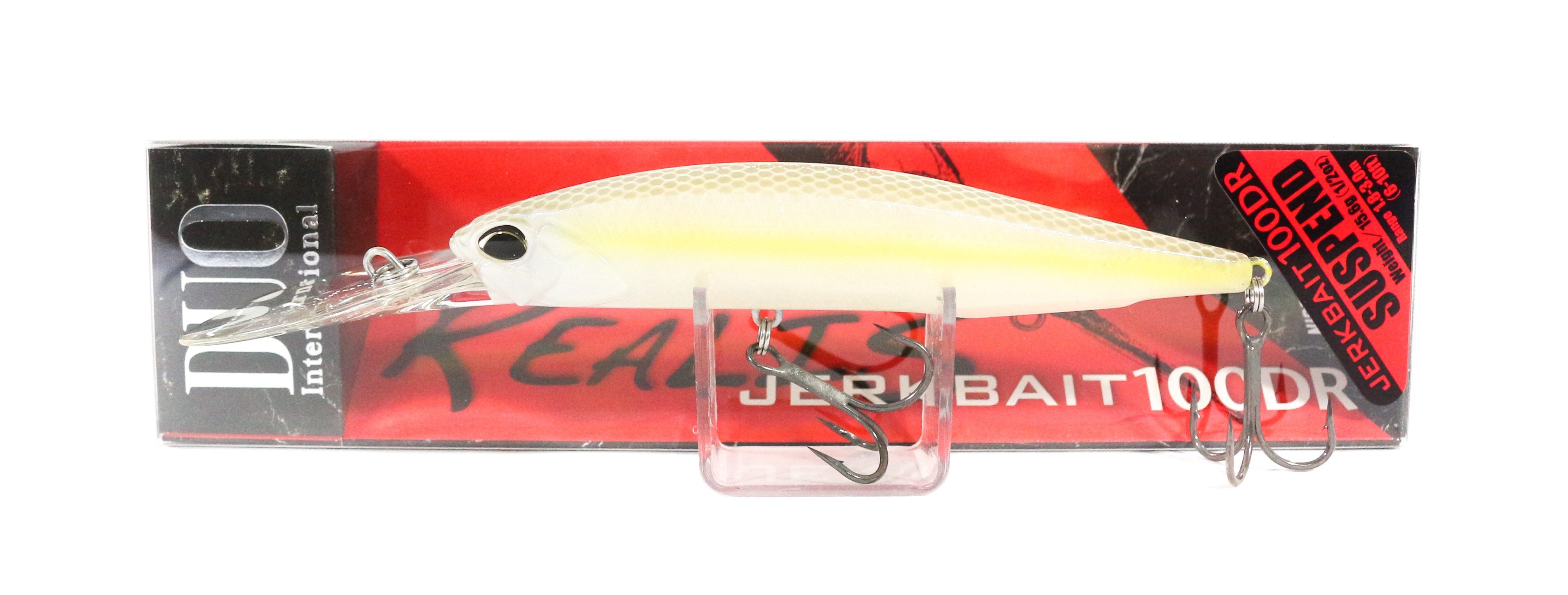 Duo Realis Jerkbait 100 DR Deep Diving Suspend Lure ACC3162 (6459)