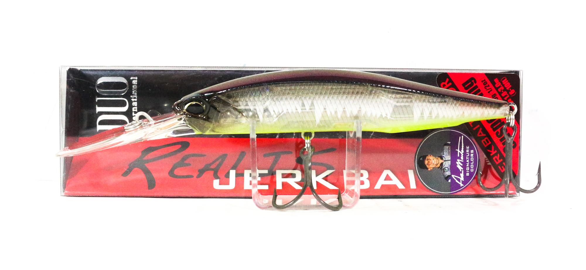 Duo Realis Jerkbait 100 DR Deep Diving Suspend Lure DEA3341 (0572)