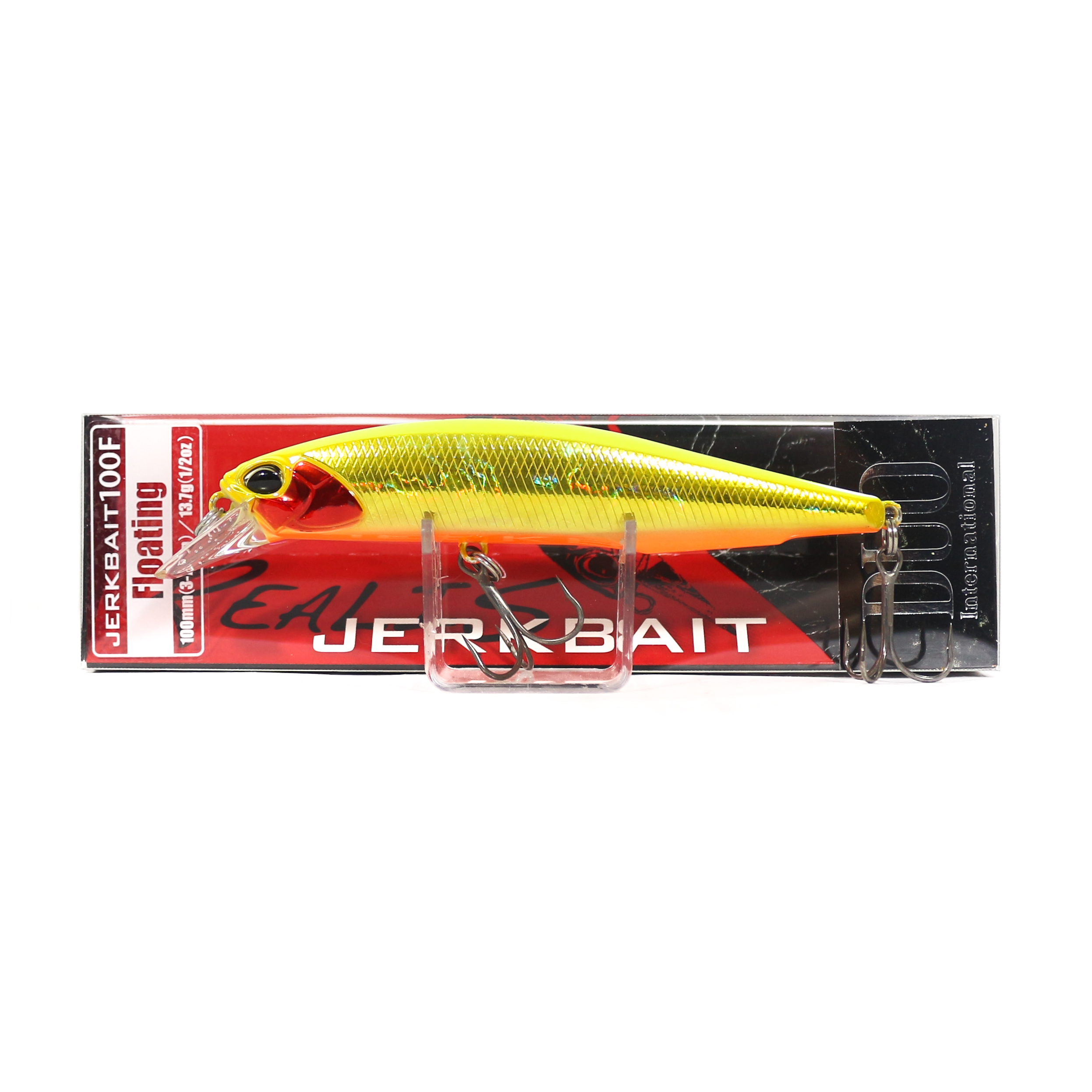 Duo Realis Jerkbait 100F Floating Lure ADA3121 (8492)