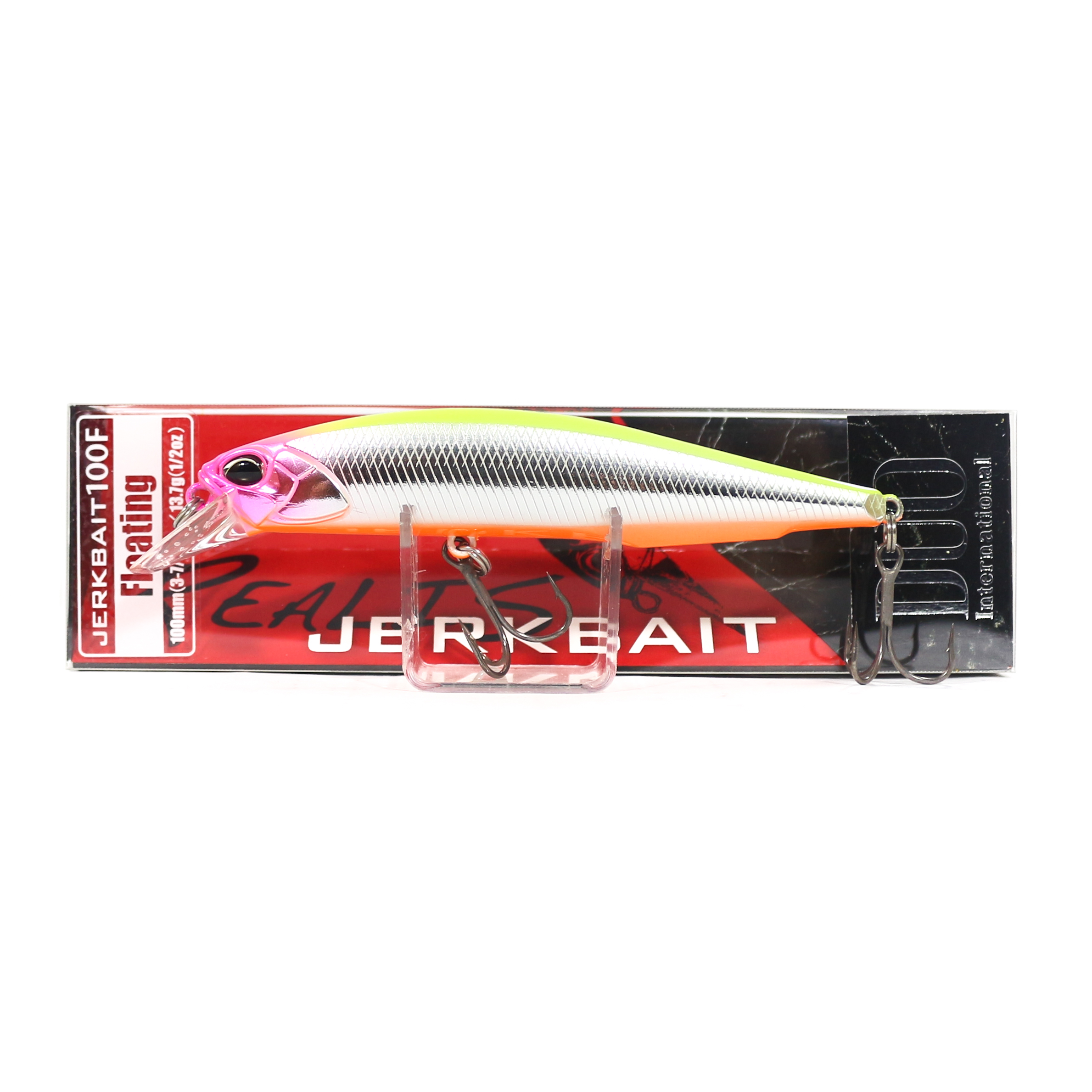 Duo Realis Jerkbait 100F Floating Lure ASA3223 (1749)