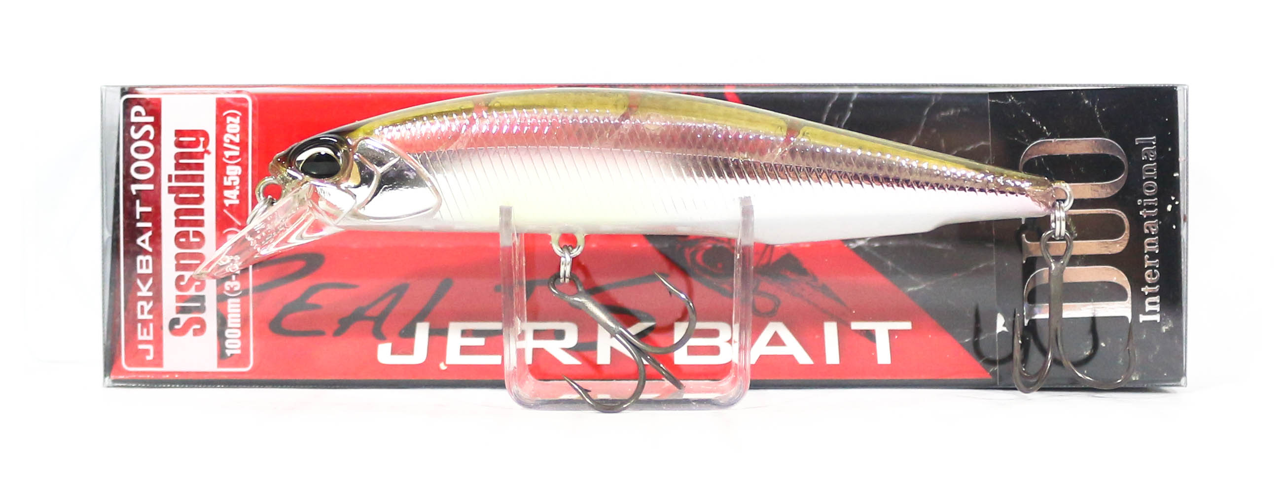 Duo Realis Jerkbait 100SP Suspend Lure DSH3061 (6674)